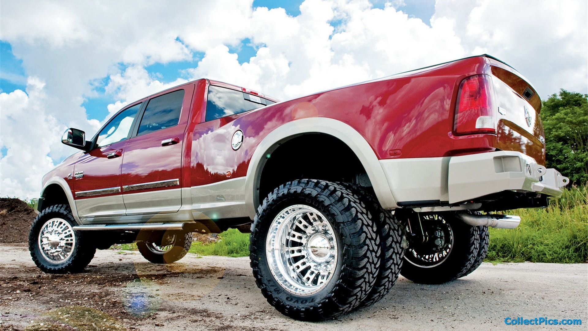 Lifted trucks wallpapers 44 background pictures - Lifted ford trucks wallpapers ...
