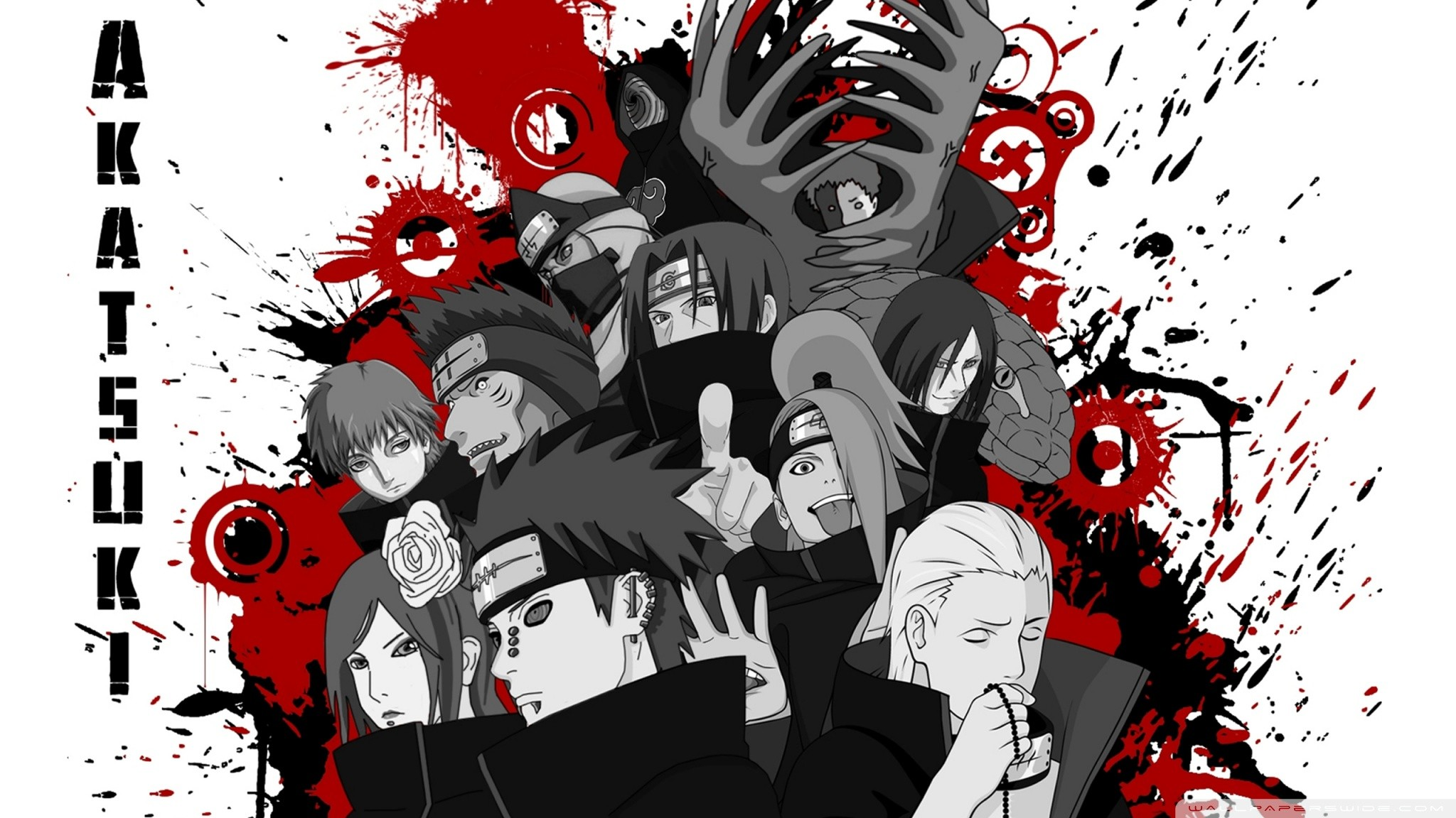 Akatsuki Wallpapers Hd 68 Background Pictures