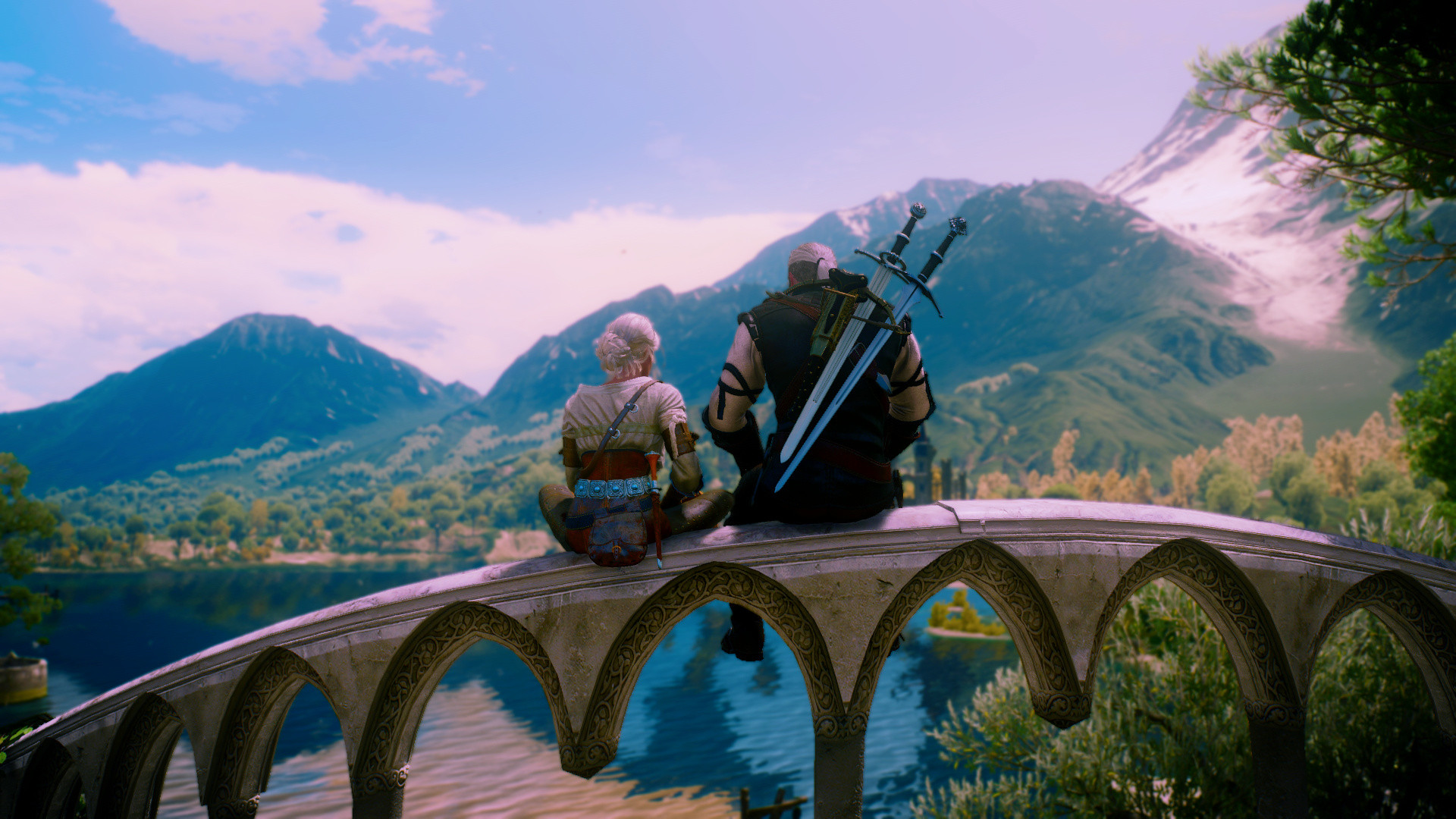The Witcher Wallpapers (78+ background pictures)