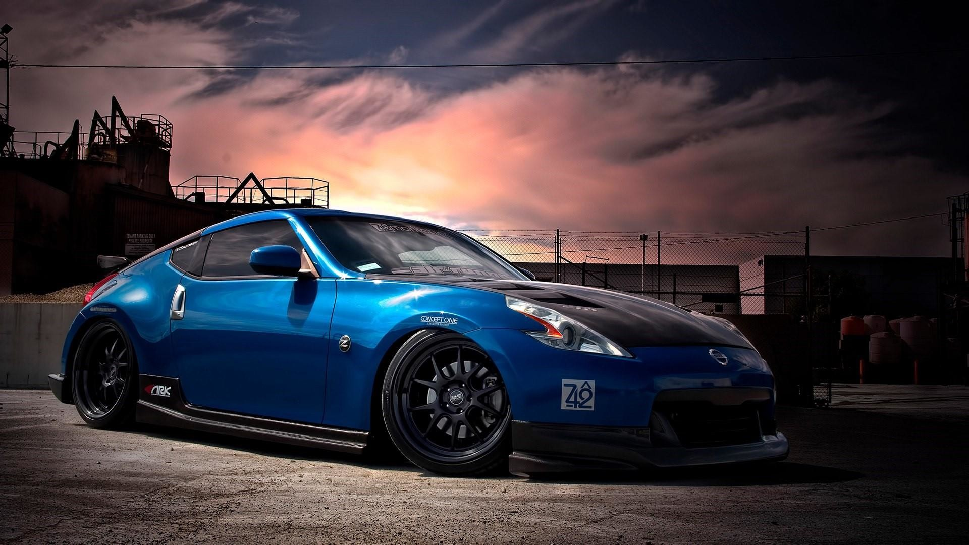 Nissan 370z Wallpapers 72 Background Pictures