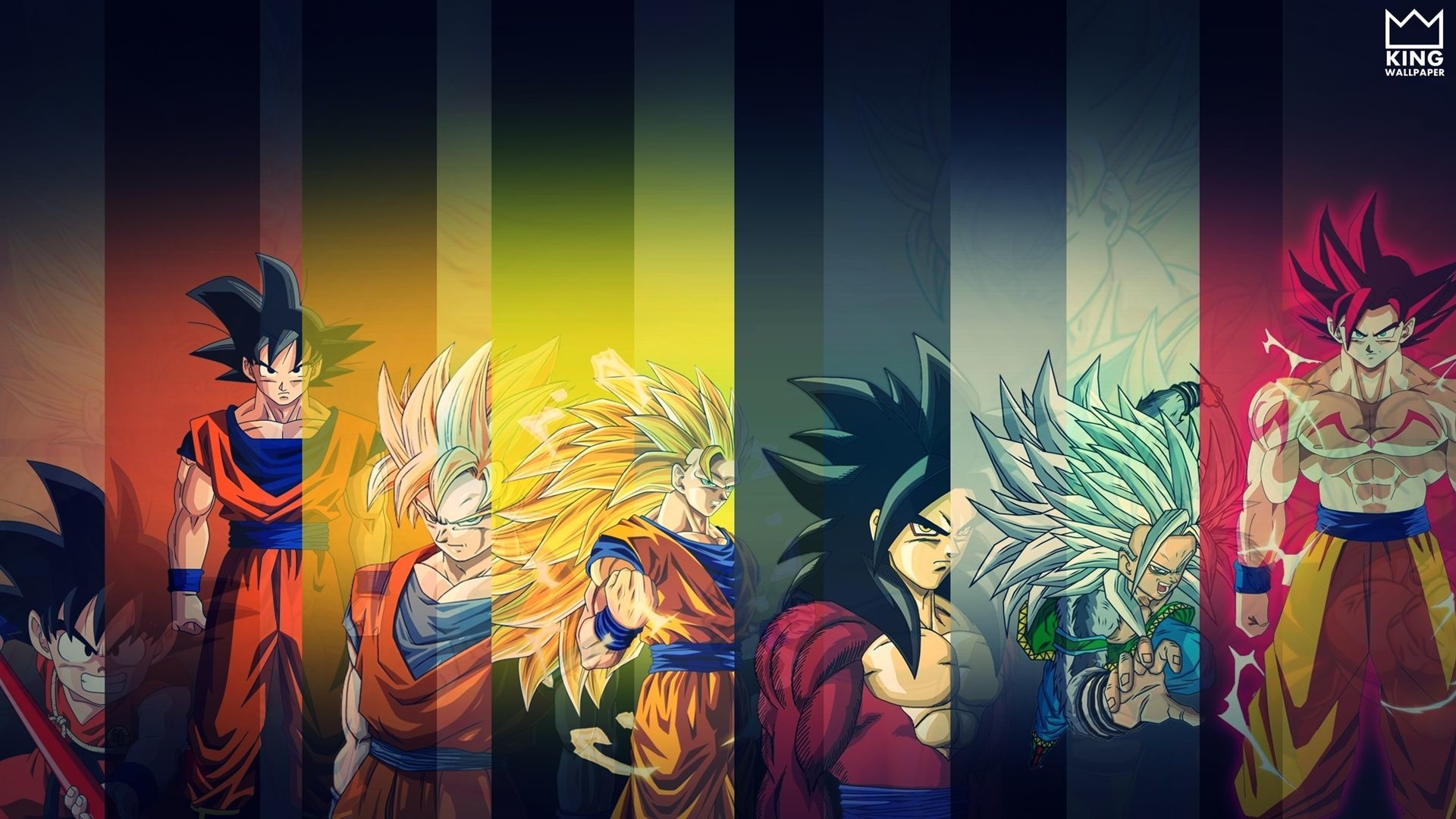 1920x1080 40 Best Goku Wallpaper Hd For PC Dragon Ball Z