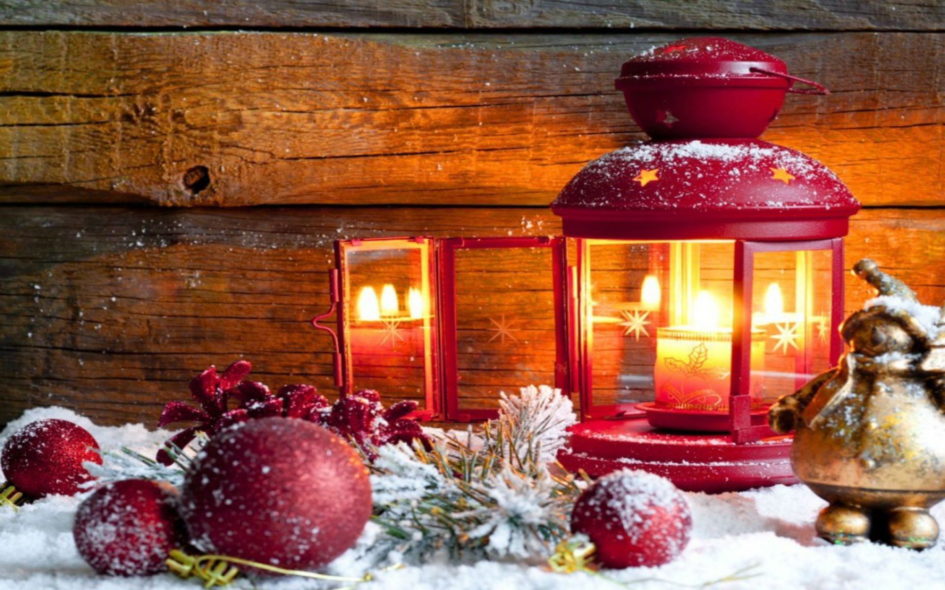 Wallpapers Christmas Scenes (46+ background pictures)