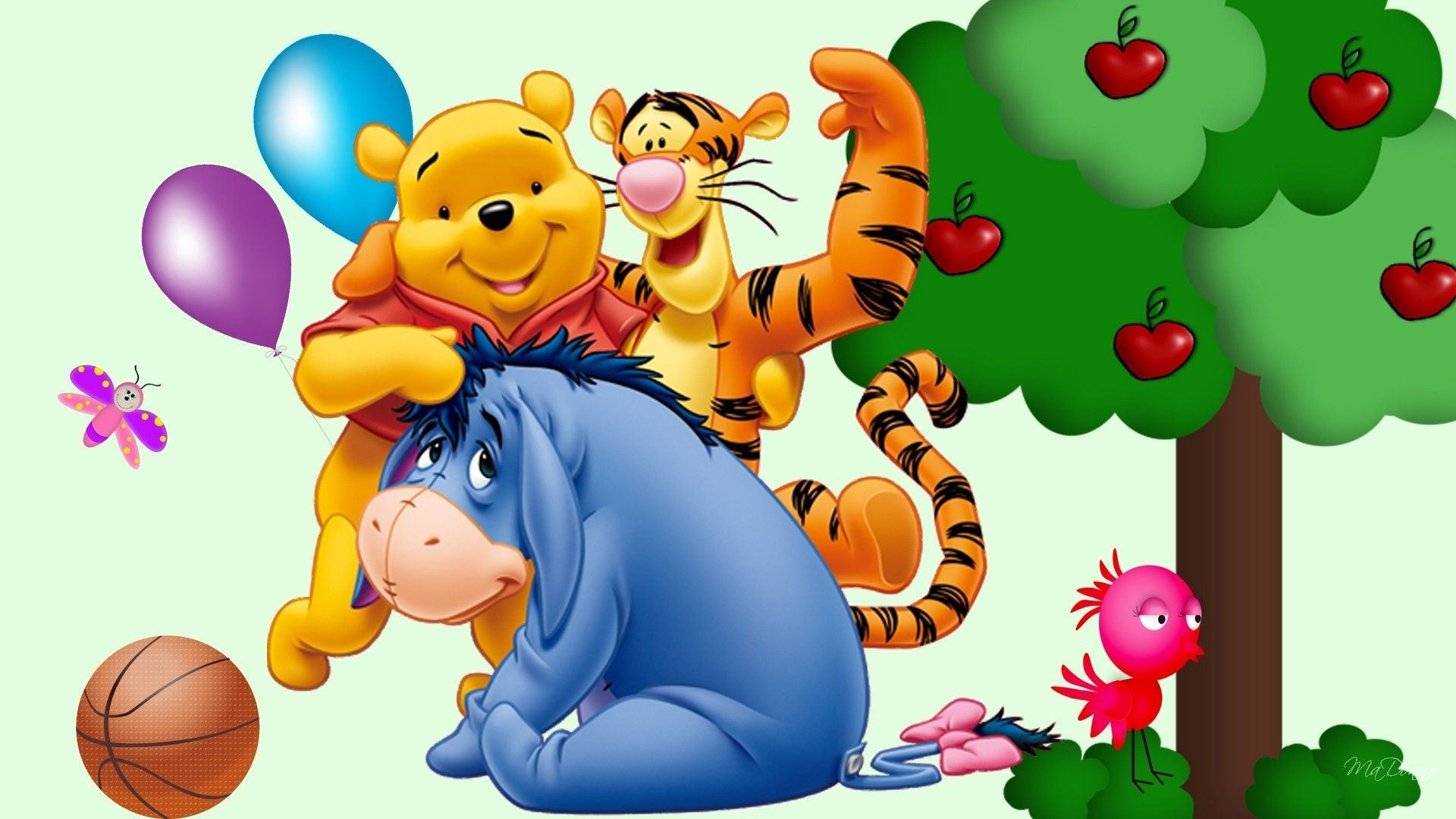 Tigger wallpapers 66 background pictures 1920x1200 winnie the pooh hd wallpapers backgrounds wallpaper altavistaventures Images