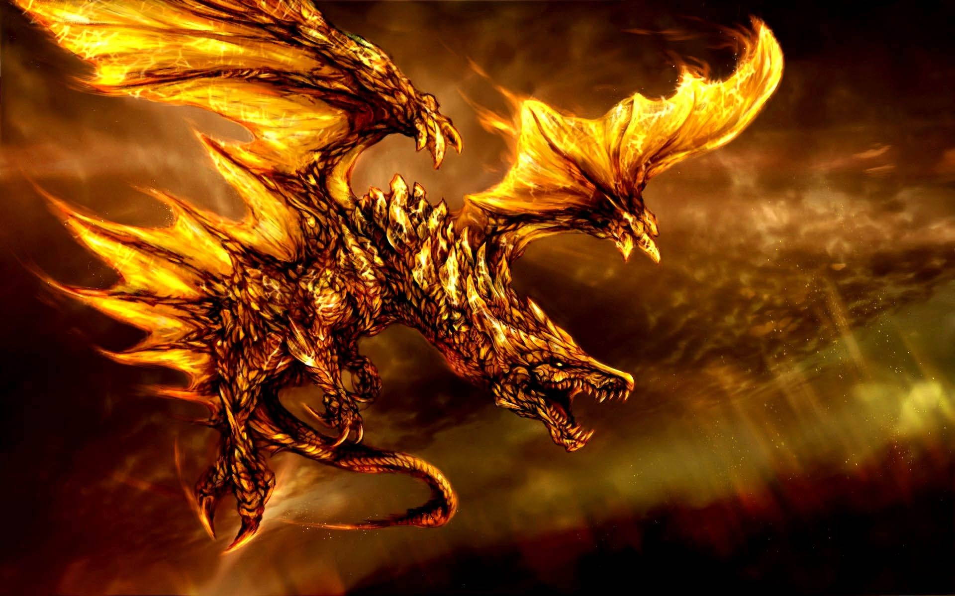3D Dragon Wallpapers (71+ Background Pictures