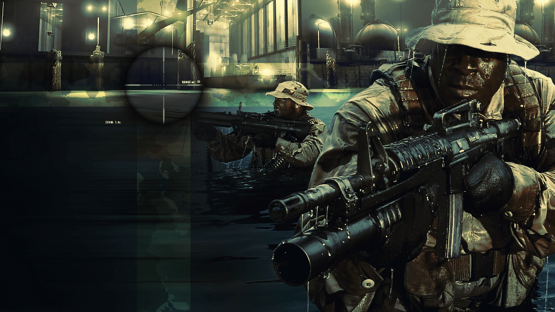 Navy Seal Sniper Wallpapers 59 Background Pictures