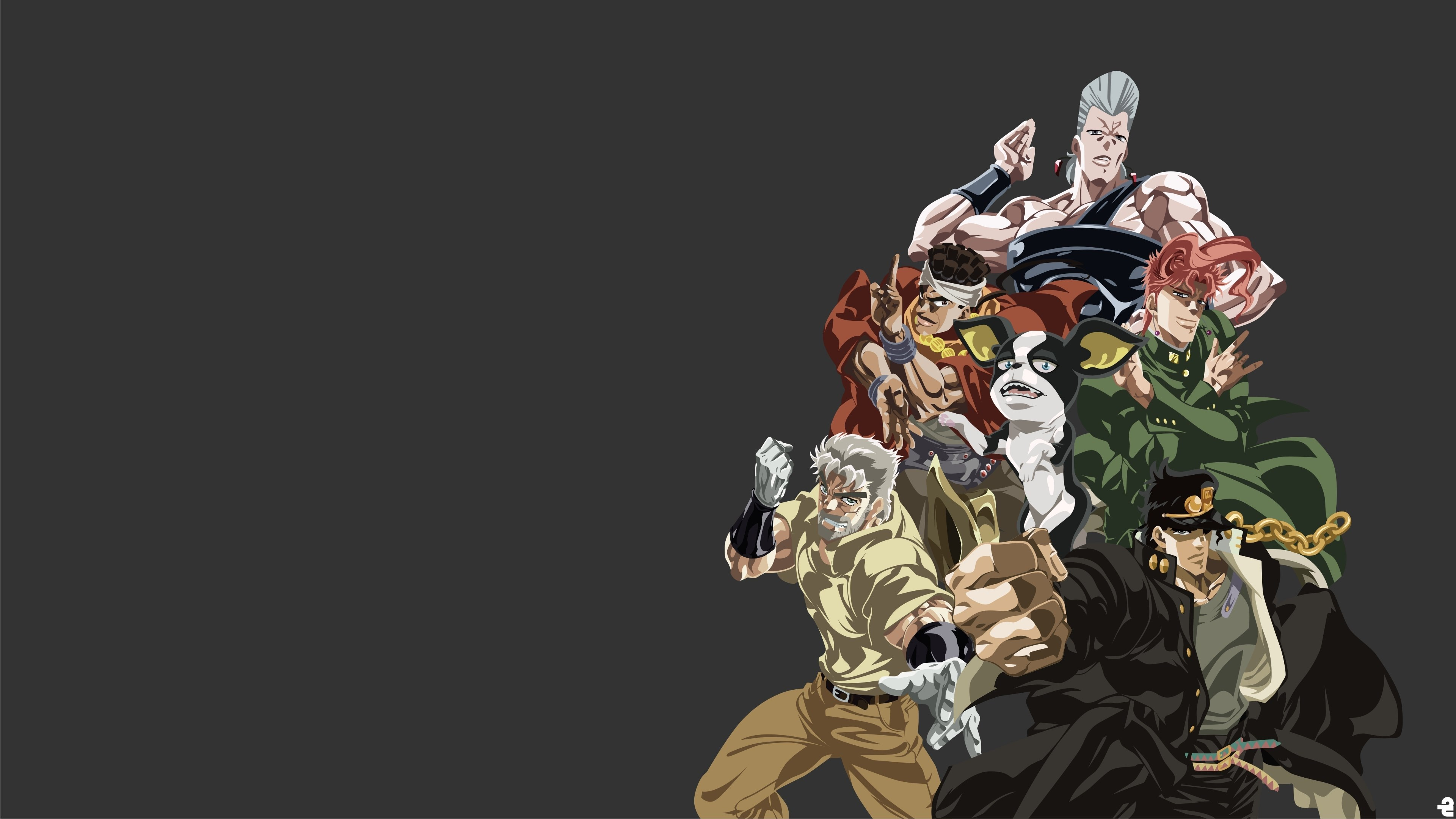 Jjba Wallpapers (83+ background pictures)