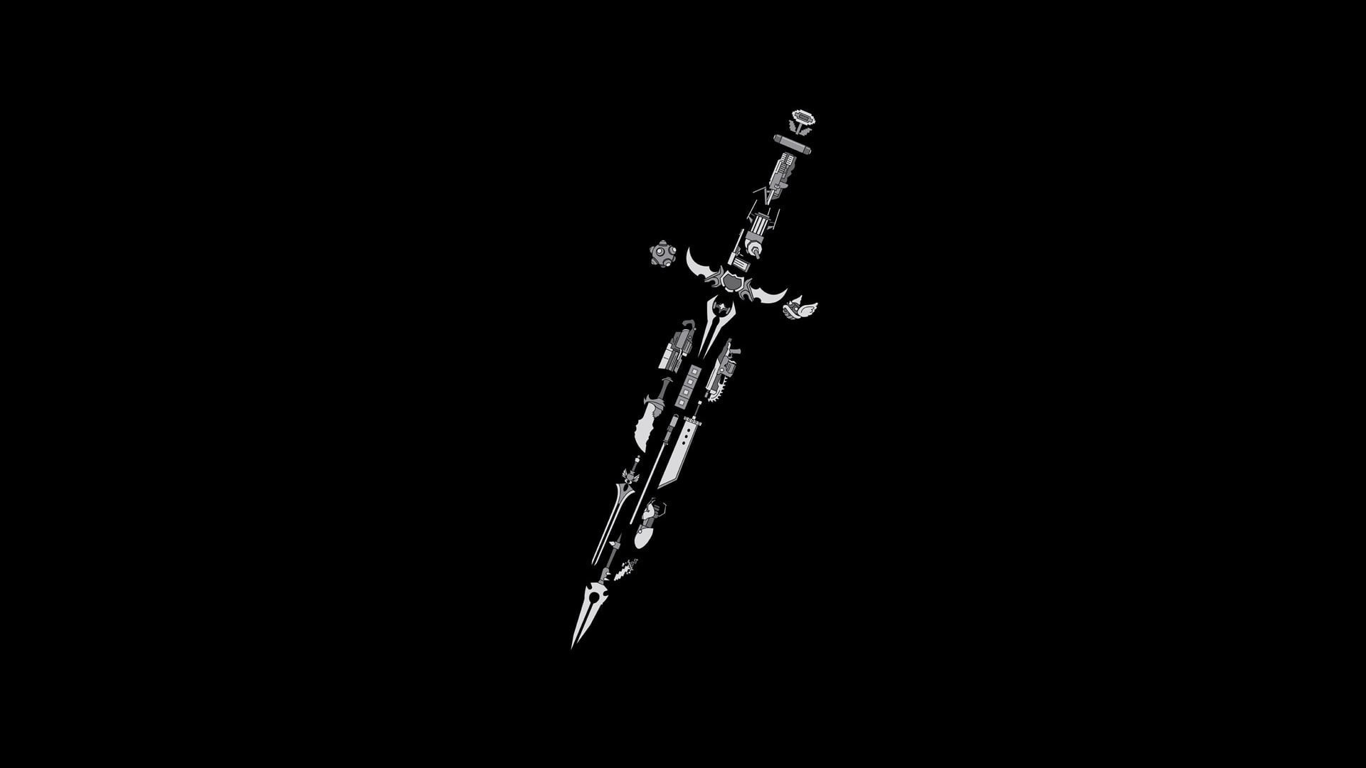 Black Sword Wallpapers 65 Background Pictures