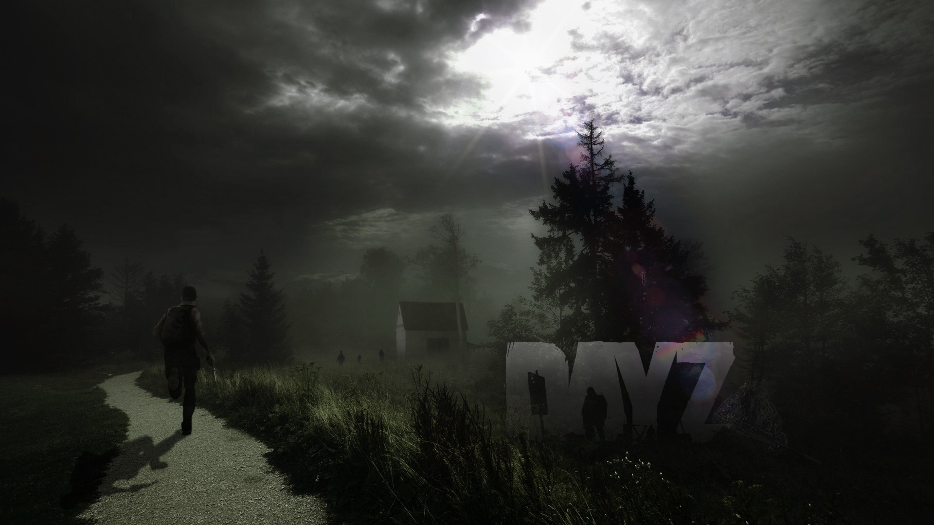1920x1080 Wallpaper Zombies · Snipers · Apocalypse · Ghillie Suit