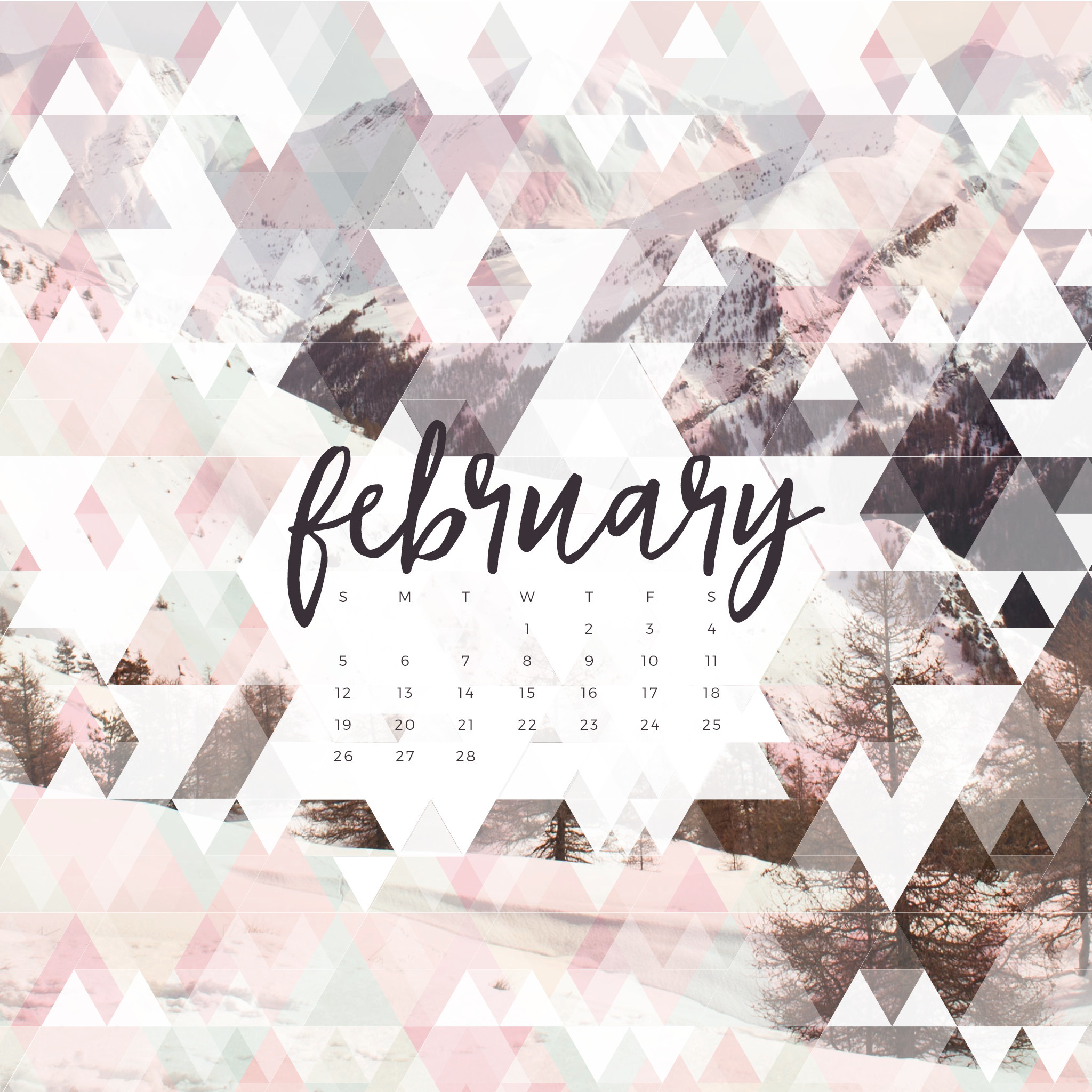 Desktop Wallpapers Calendar February 2018 76 Background Pictures