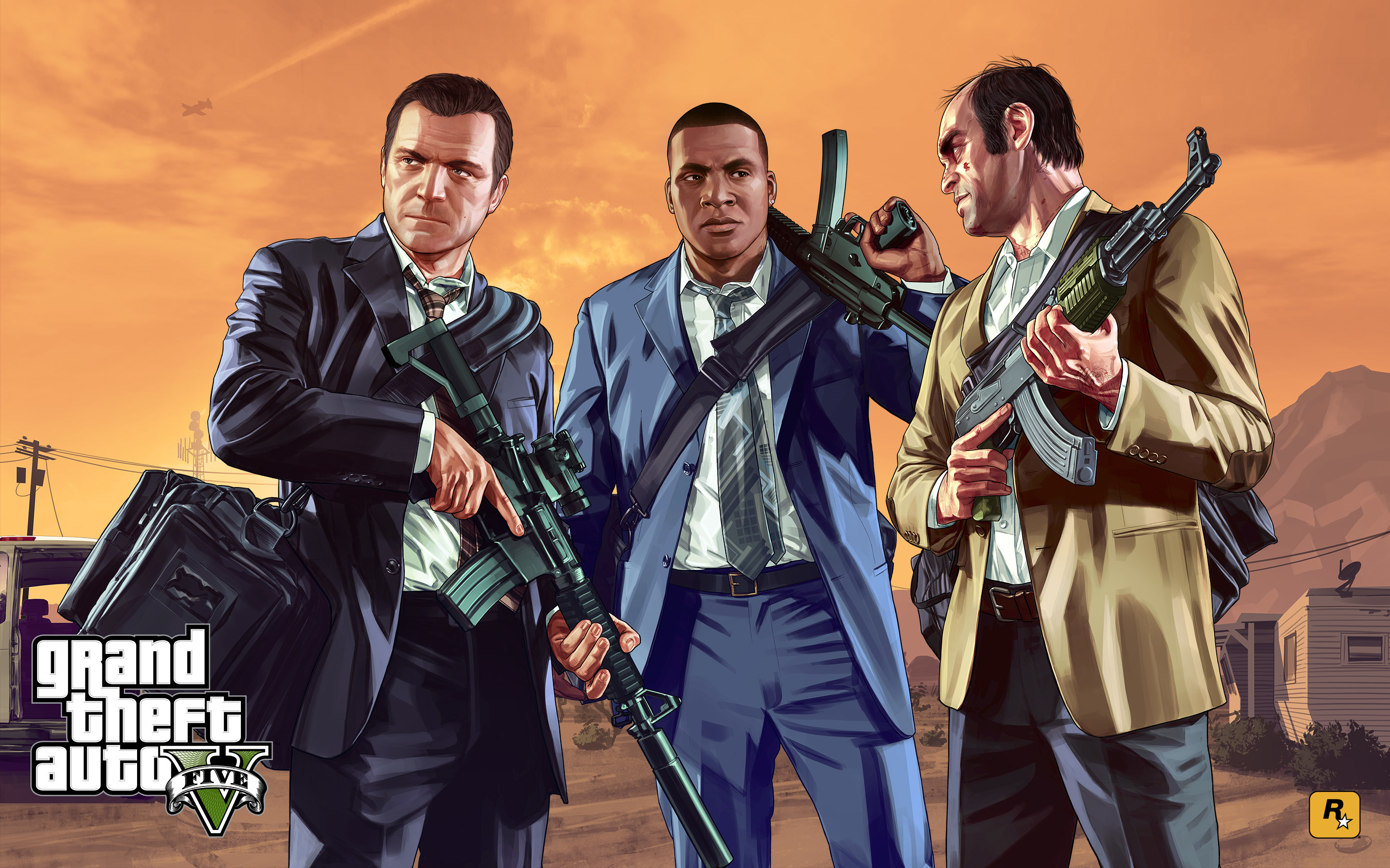 Gta Wallpapers 78 Background Pictures