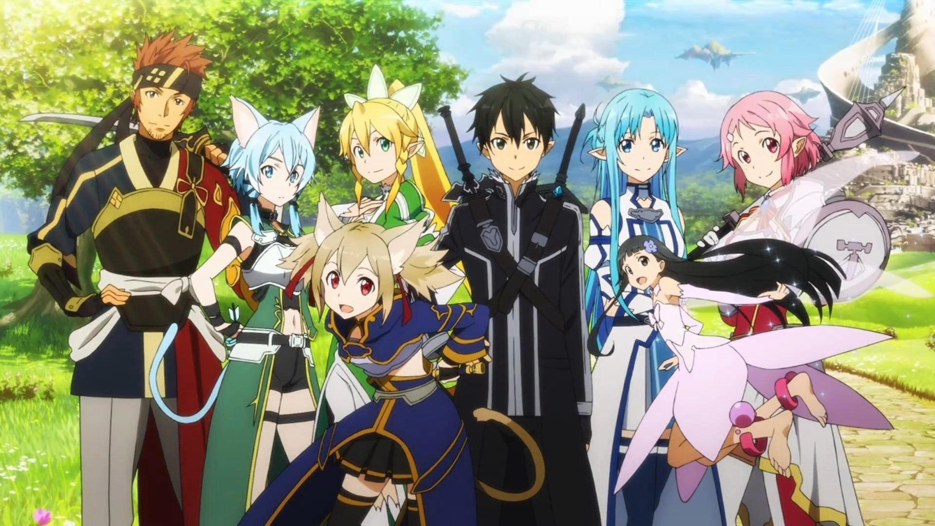 Sword Art Online Wallpapers 82 Background Pictures