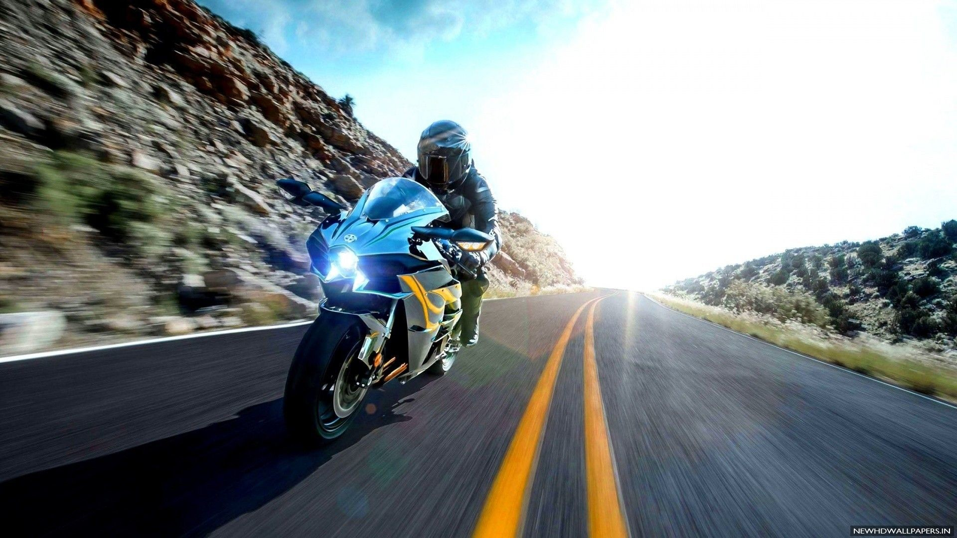 The Ninja H2r Wallpapers 68 Background Pictures