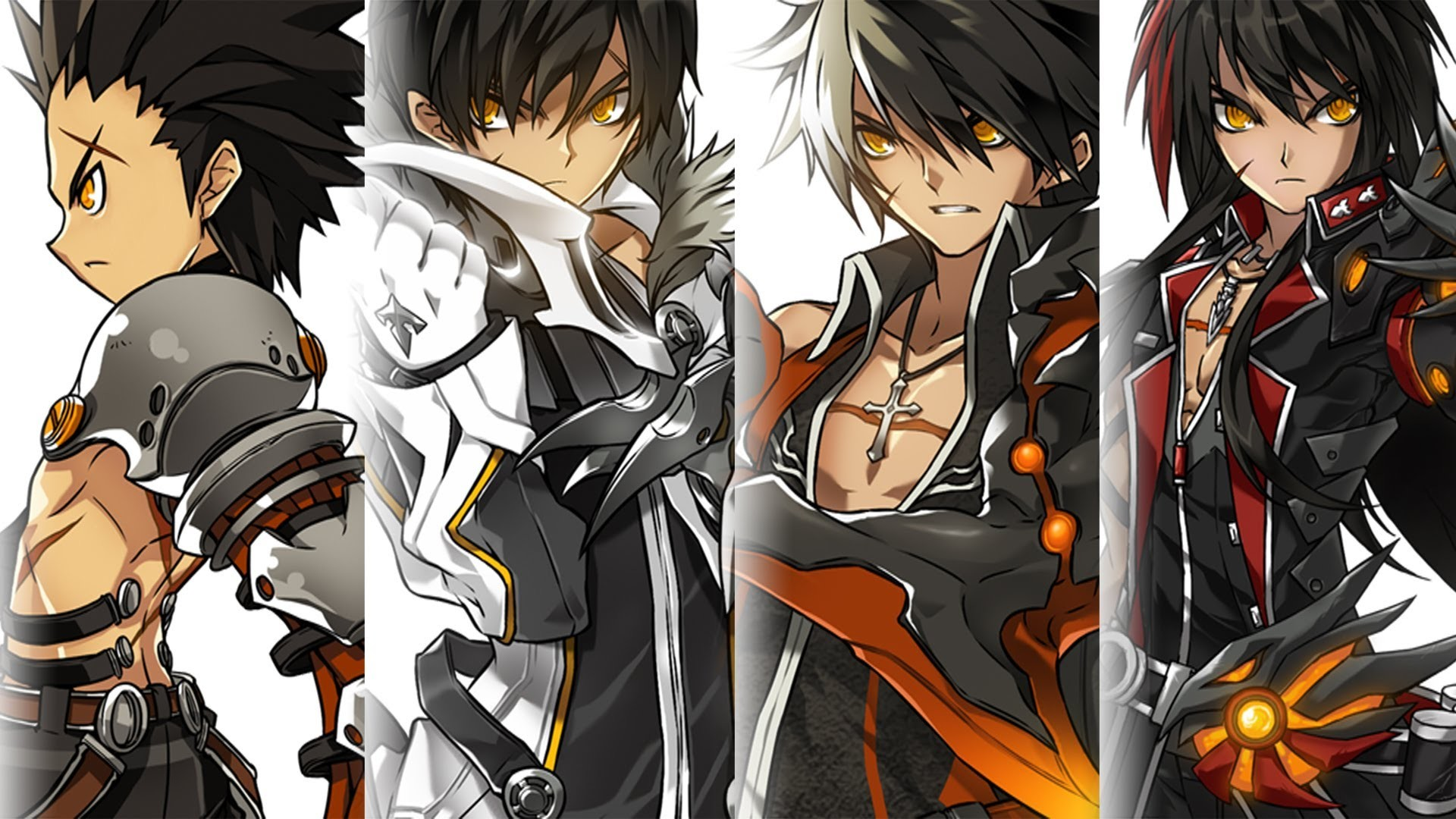 Wallpapers Playing With Fire: Elsword Raven Wallpapers (72+ Background Pictures