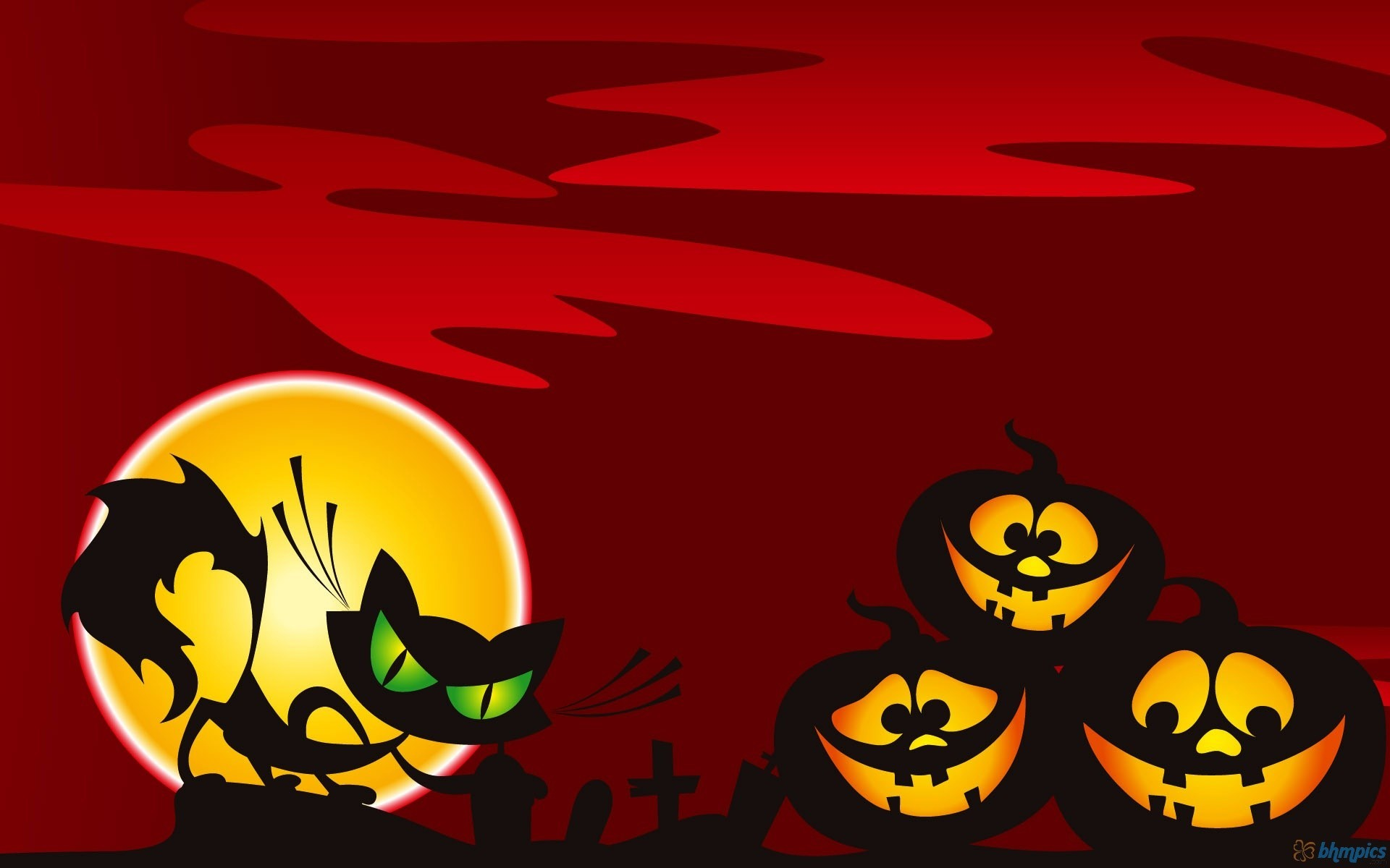Cute Halloween Wallpapers (74+ background pictures)