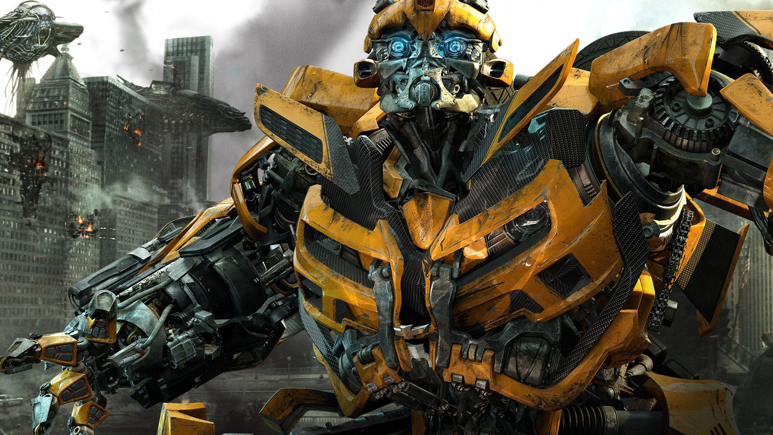 2560x1440 HD Transformers Wallpapers & Backgrounds For Free Download