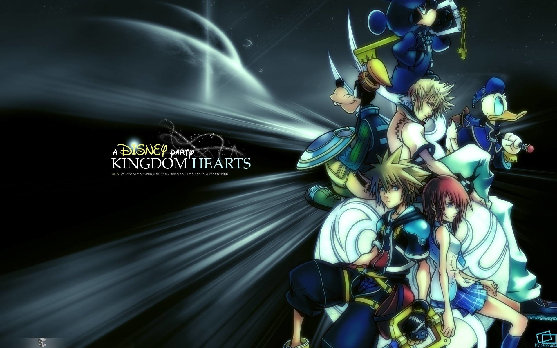 Kingdom Hearts 2 Wallpapers 75 Background Pictures