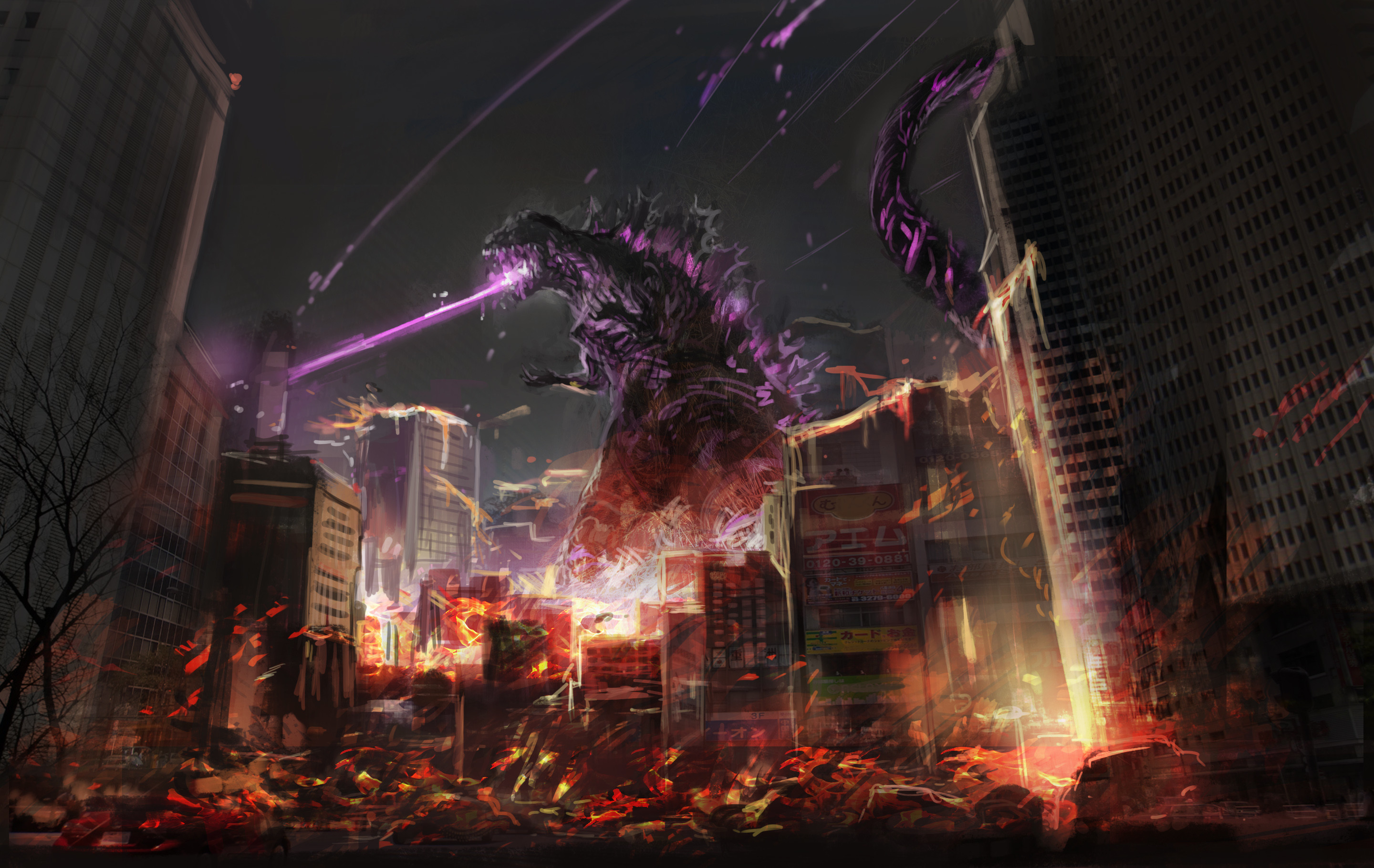 Godzilla Wallpapers 83 Background Pictures