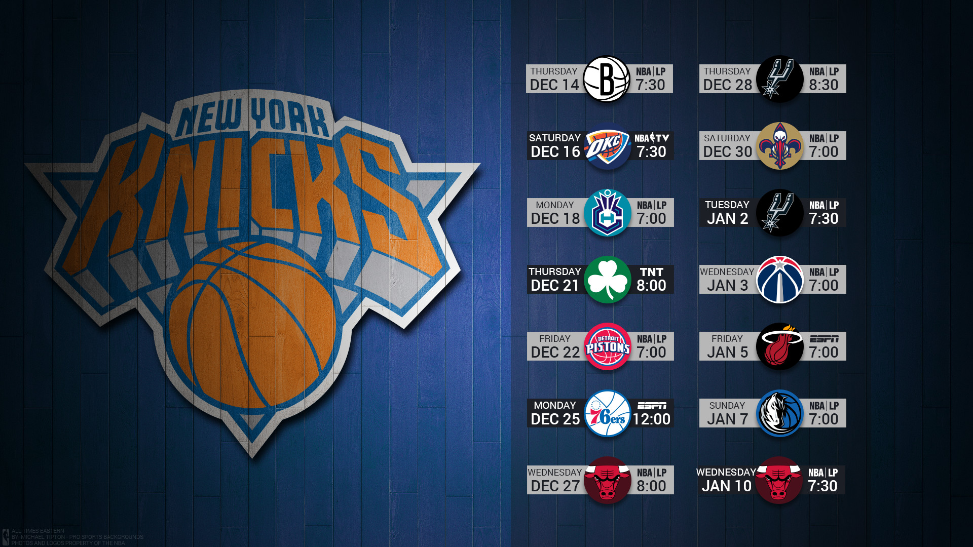 Nba Basketball New York Knicks: New York Knicks Wallpapers (77+ Background Pictures