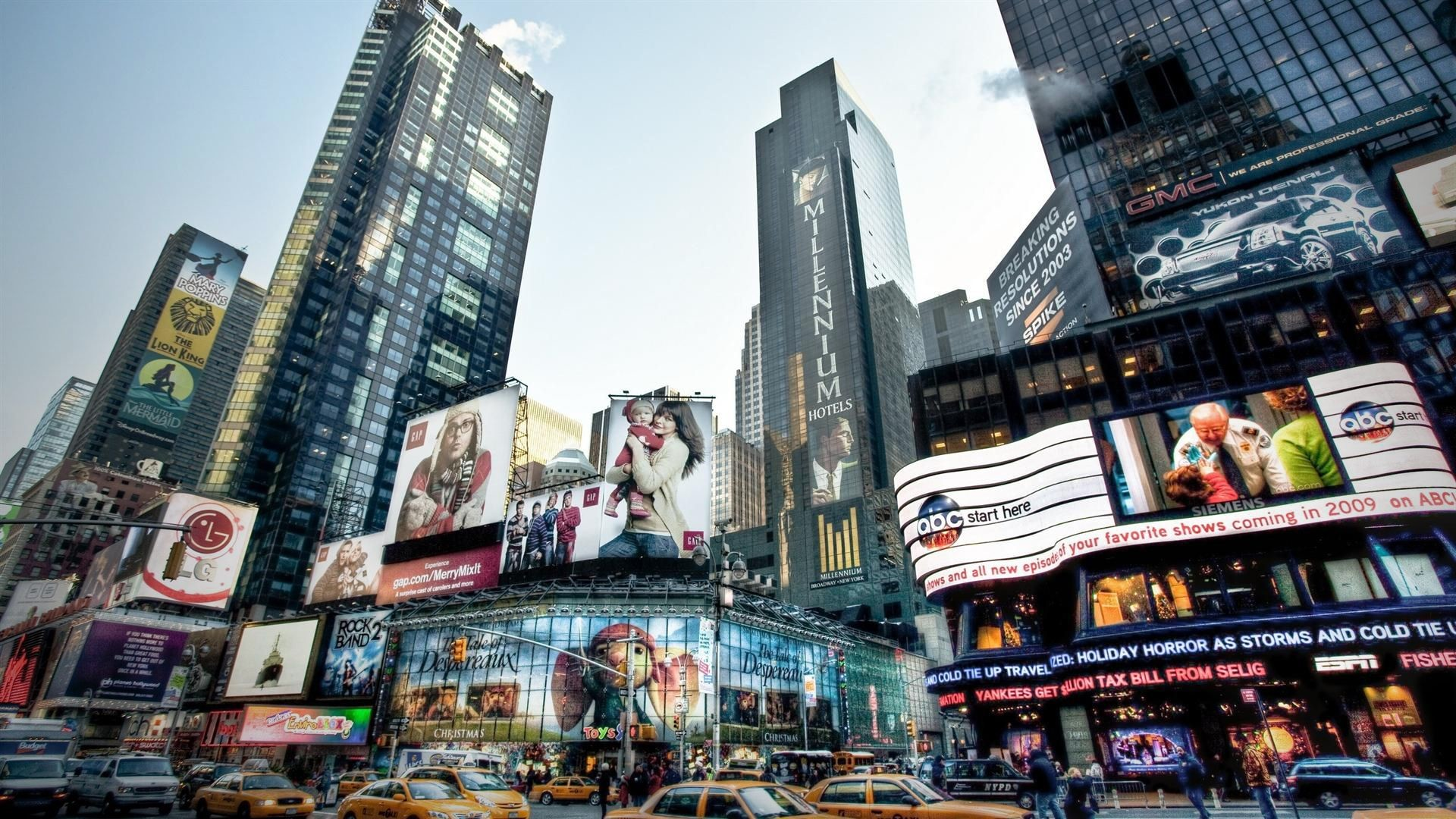 New York City Wallpapers Hd 72 Background Pictures