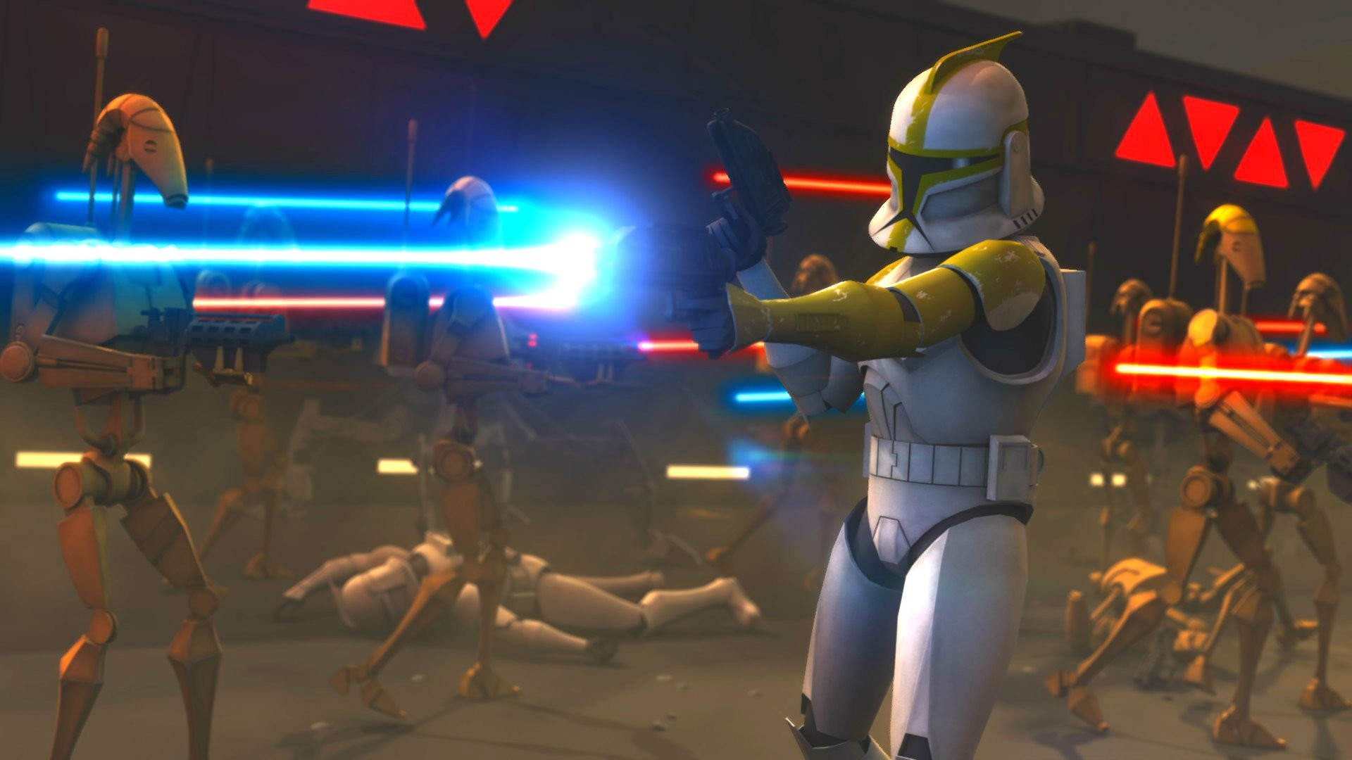 Star Wars Clone Wars Wallpapers 65 Background Pictures