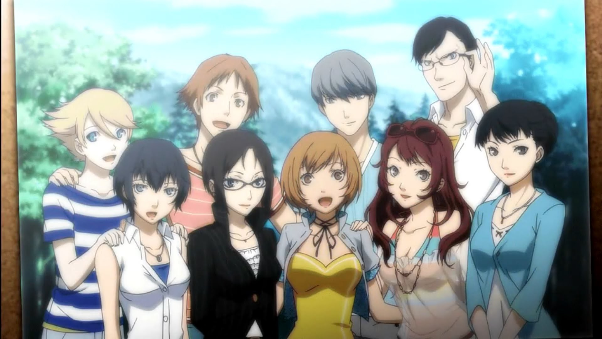 Persona 4 Vita Wallpapers (73+ background pictures)
