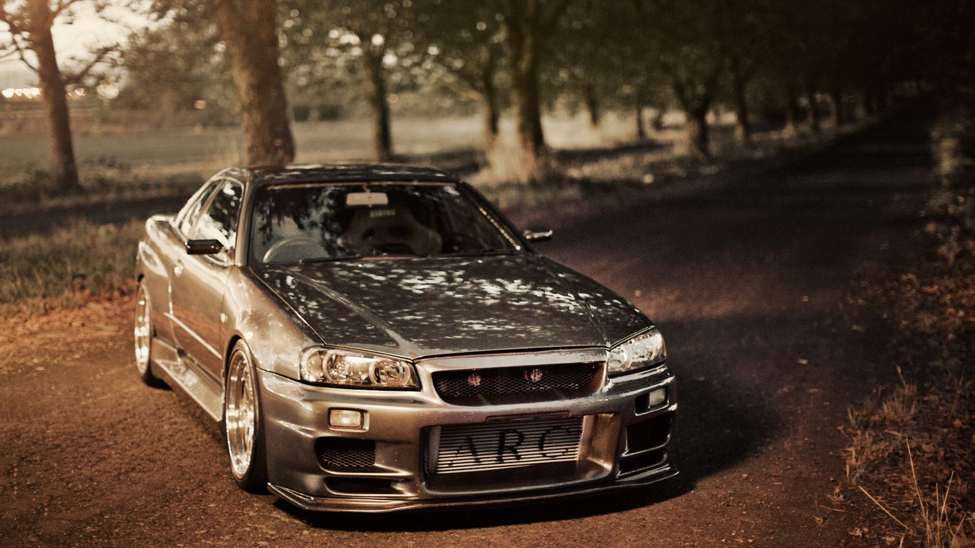 Nissan Skyline Gtr R33 Wallpapers 65 Background Pictures