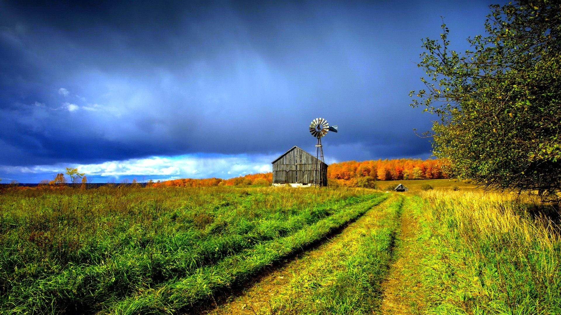 Rural Scene Wallpapers (44+ background pictures)