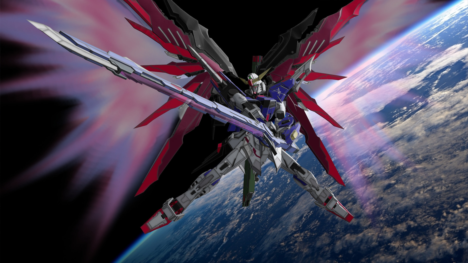 Destiny Gundam Wallpapers 61 Background Pictures