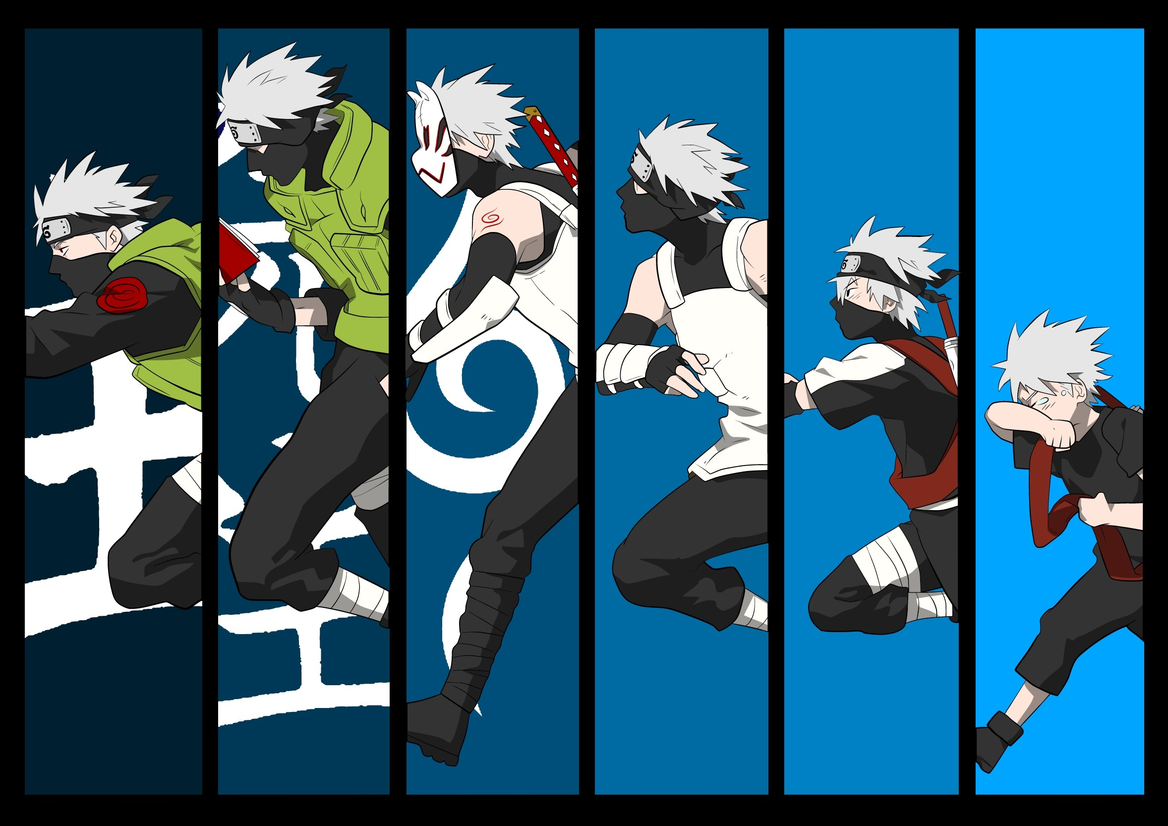 Kakashi Hatake Wallpapers 61 Background Pictures