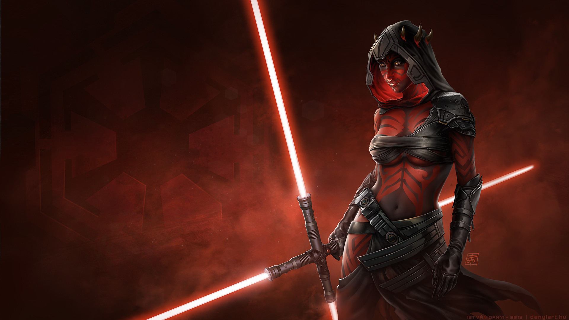 Darth Maul Wallpapers (73+ background pictures)