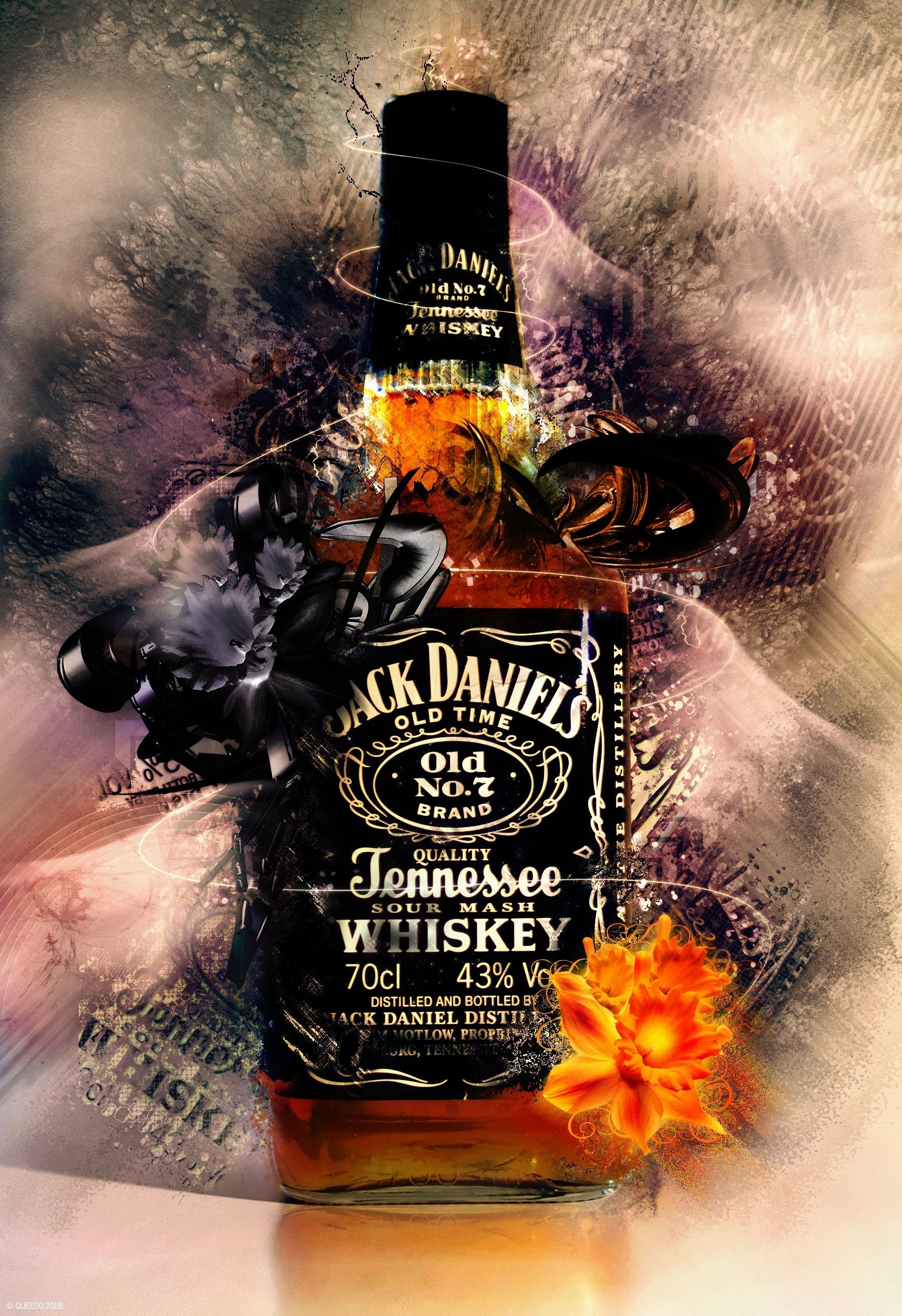 Jack Daniels Wallpapers (76+ background pictures)