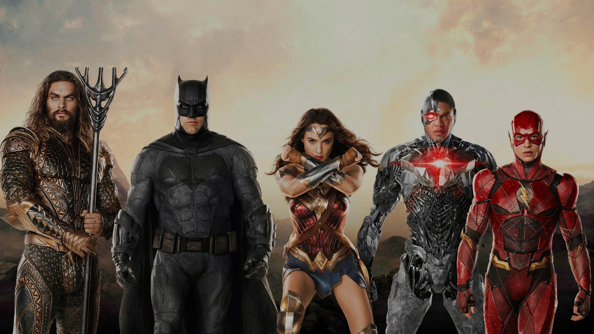 1920x1080 Justice League 2017 HD Wallpapers