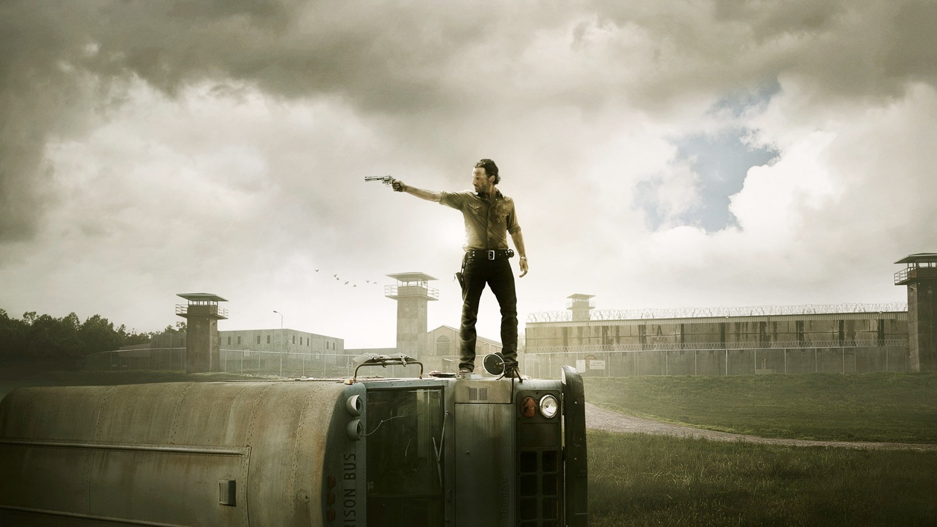 The Walking Dead Wallpapers 1920X1080 90 Background Pictures