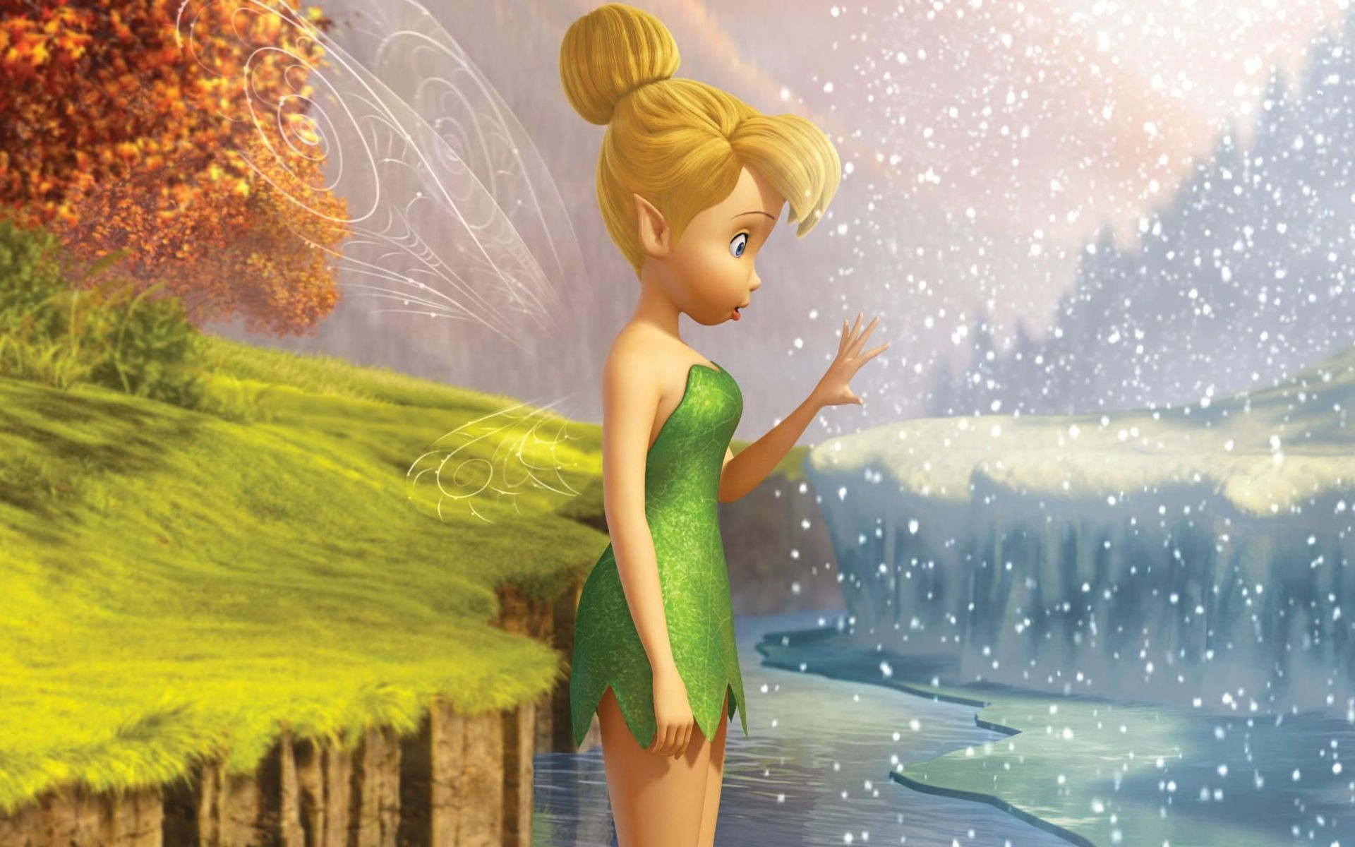 Tinkerbell Wallpapers For Computers 65 Background Pictures
