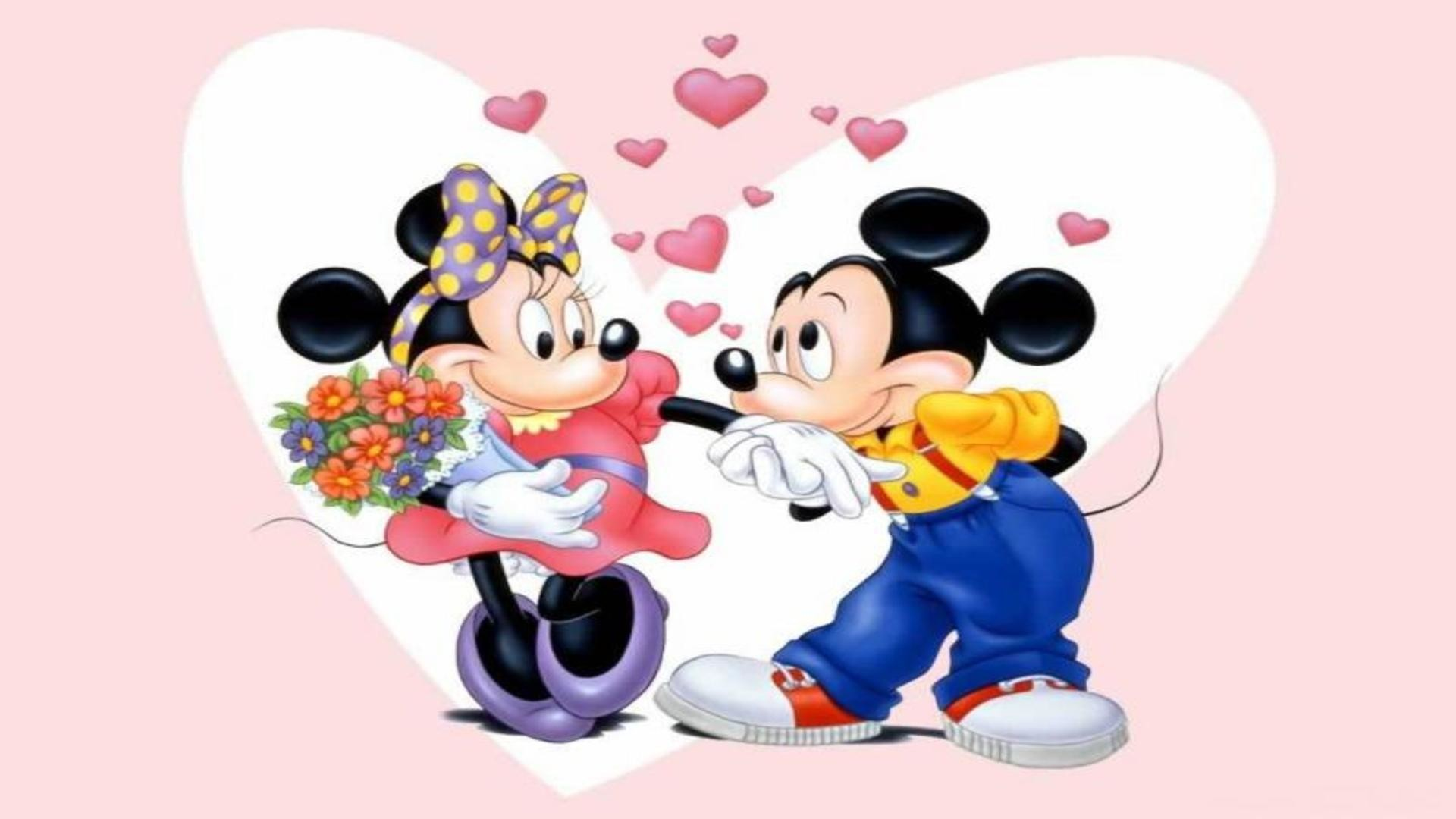 Mickey And Minnie Mouse Wallpapers 61 Background Pictures