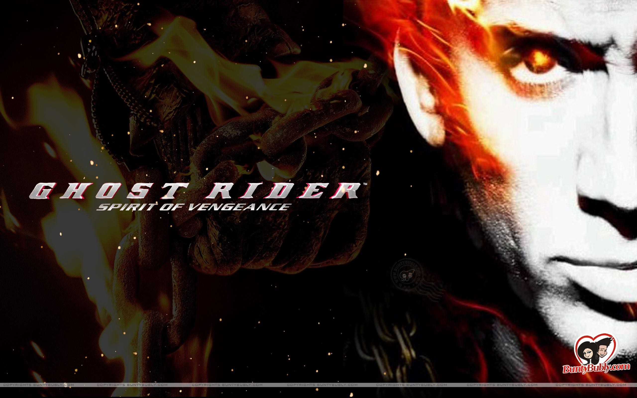Ghost Rider 2 Wallpapers (70+ background pictures)