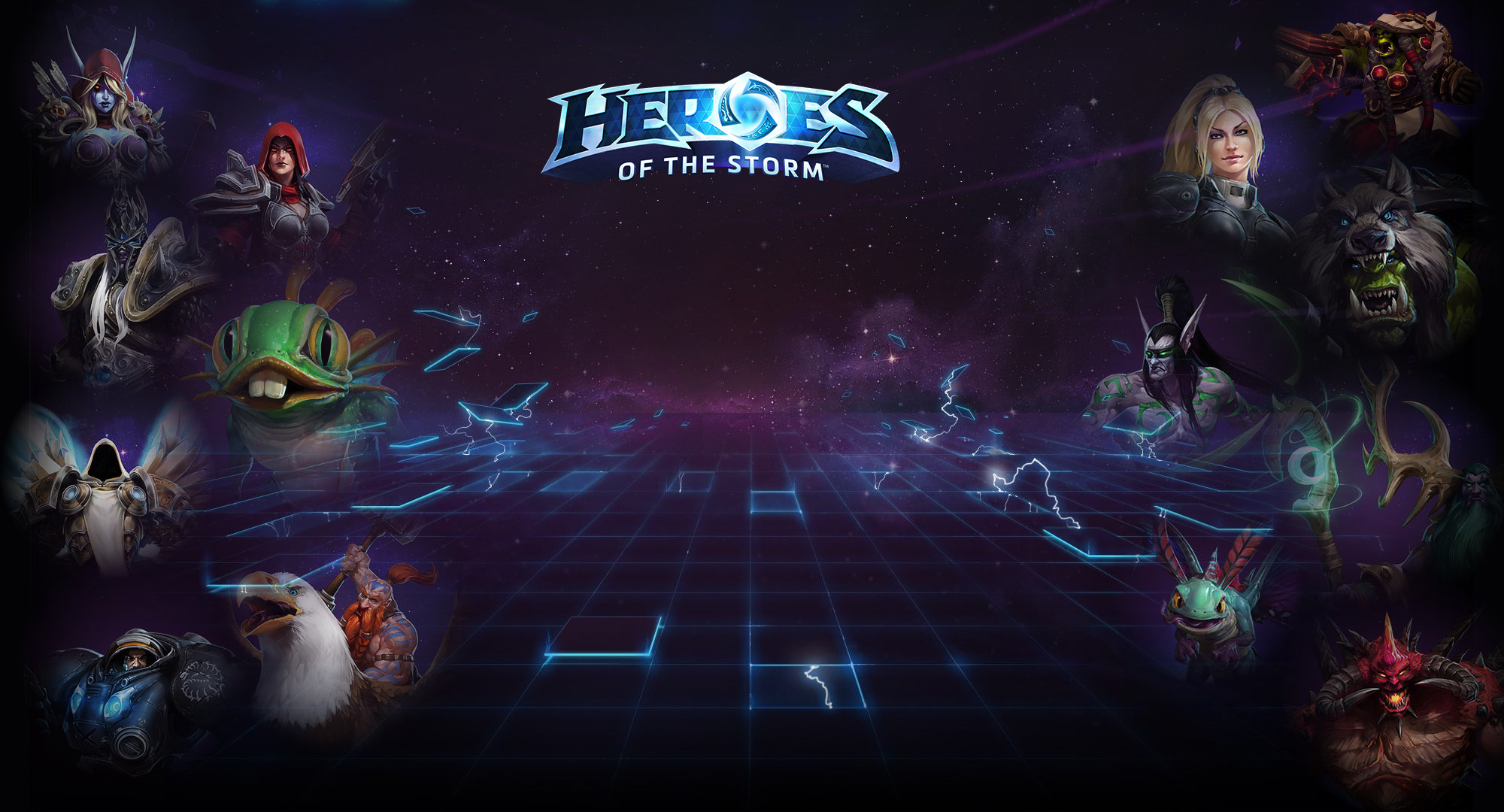 heroes of the storm wallpapers (66+ background pictures)