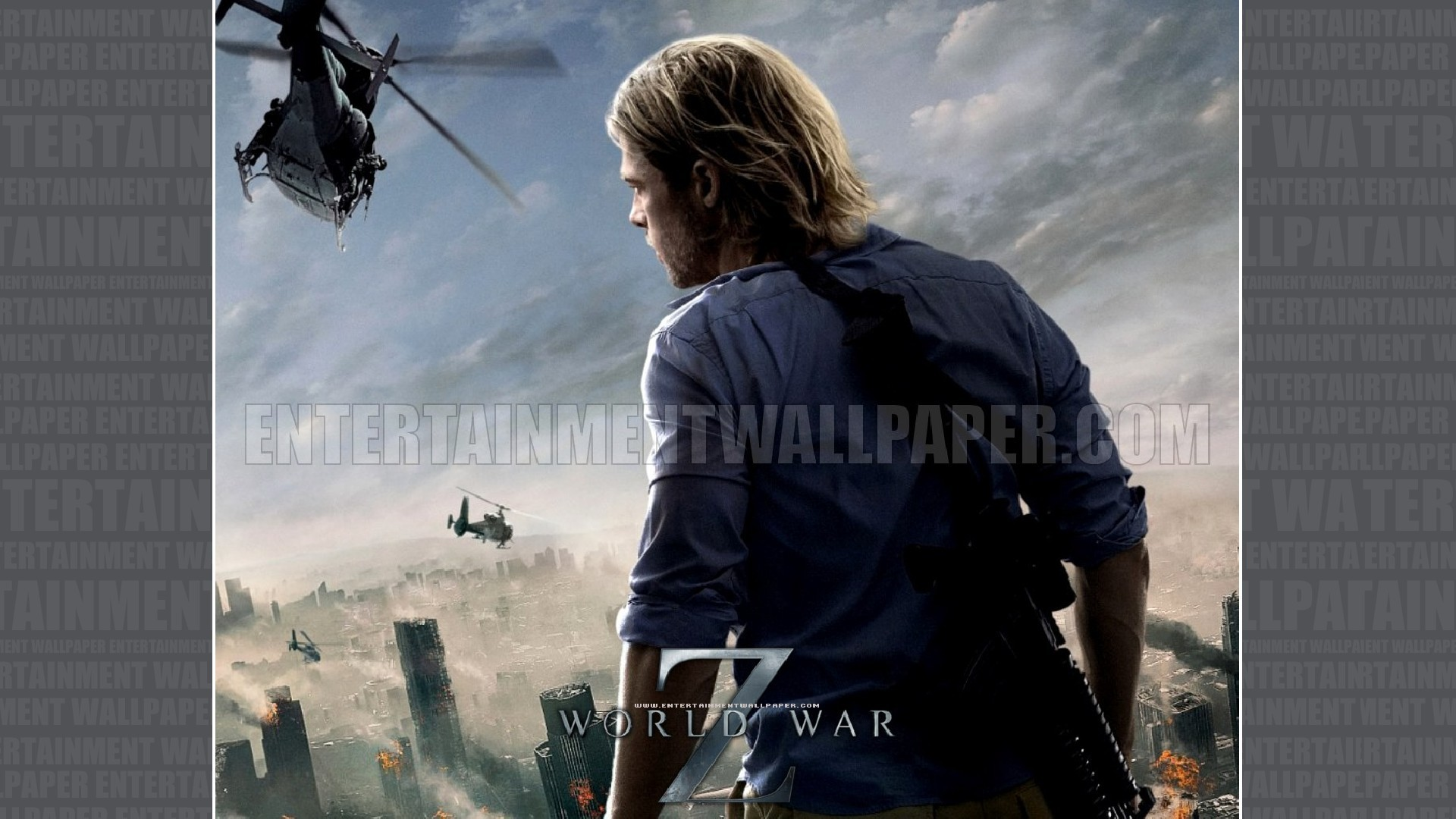 World War Z Wallpapers (79+ background pictures)