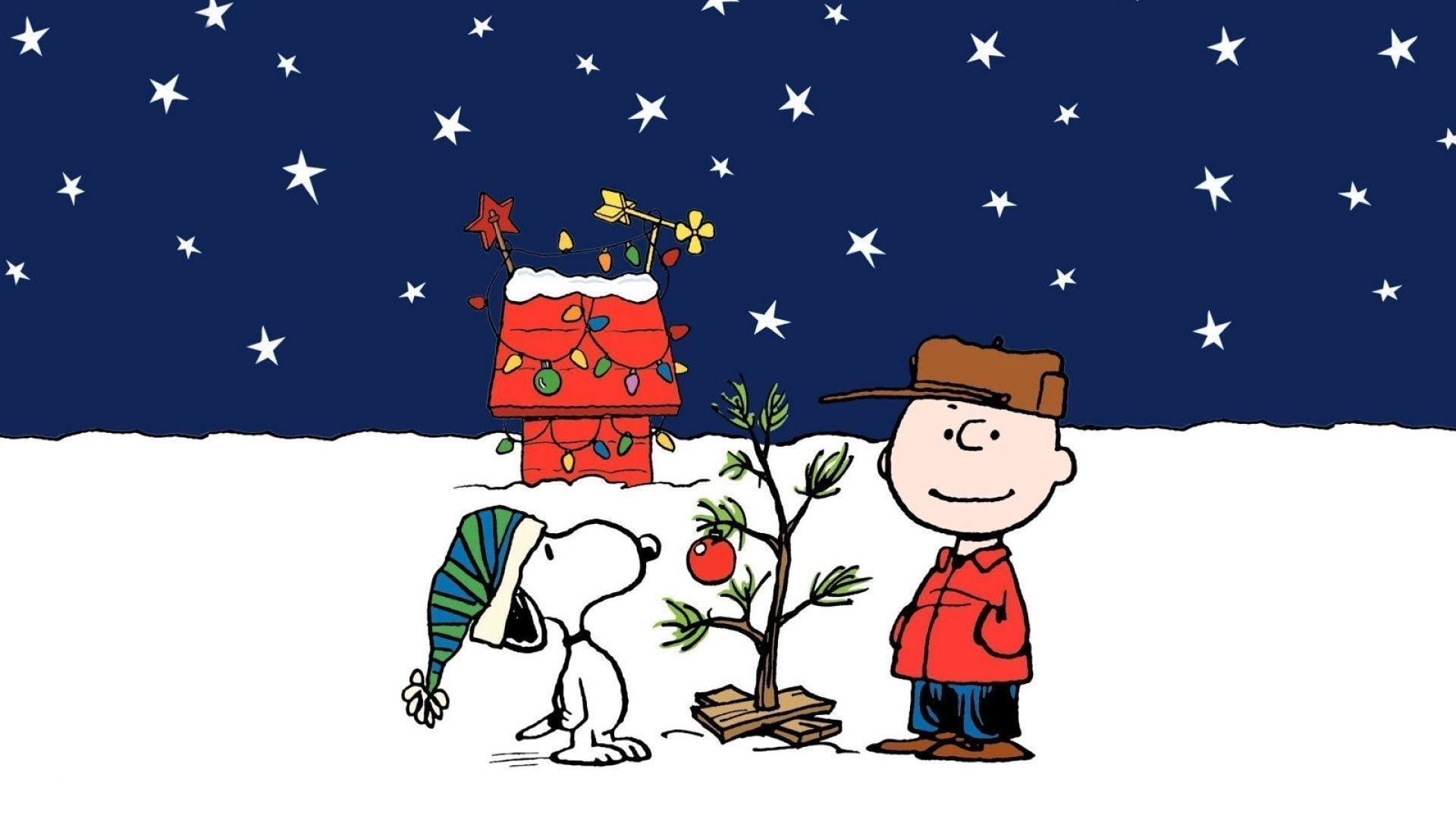 Charlie Brown Christmas Pictures Free >> Peanuts Christmas Wallpapers (62+ background pictures)