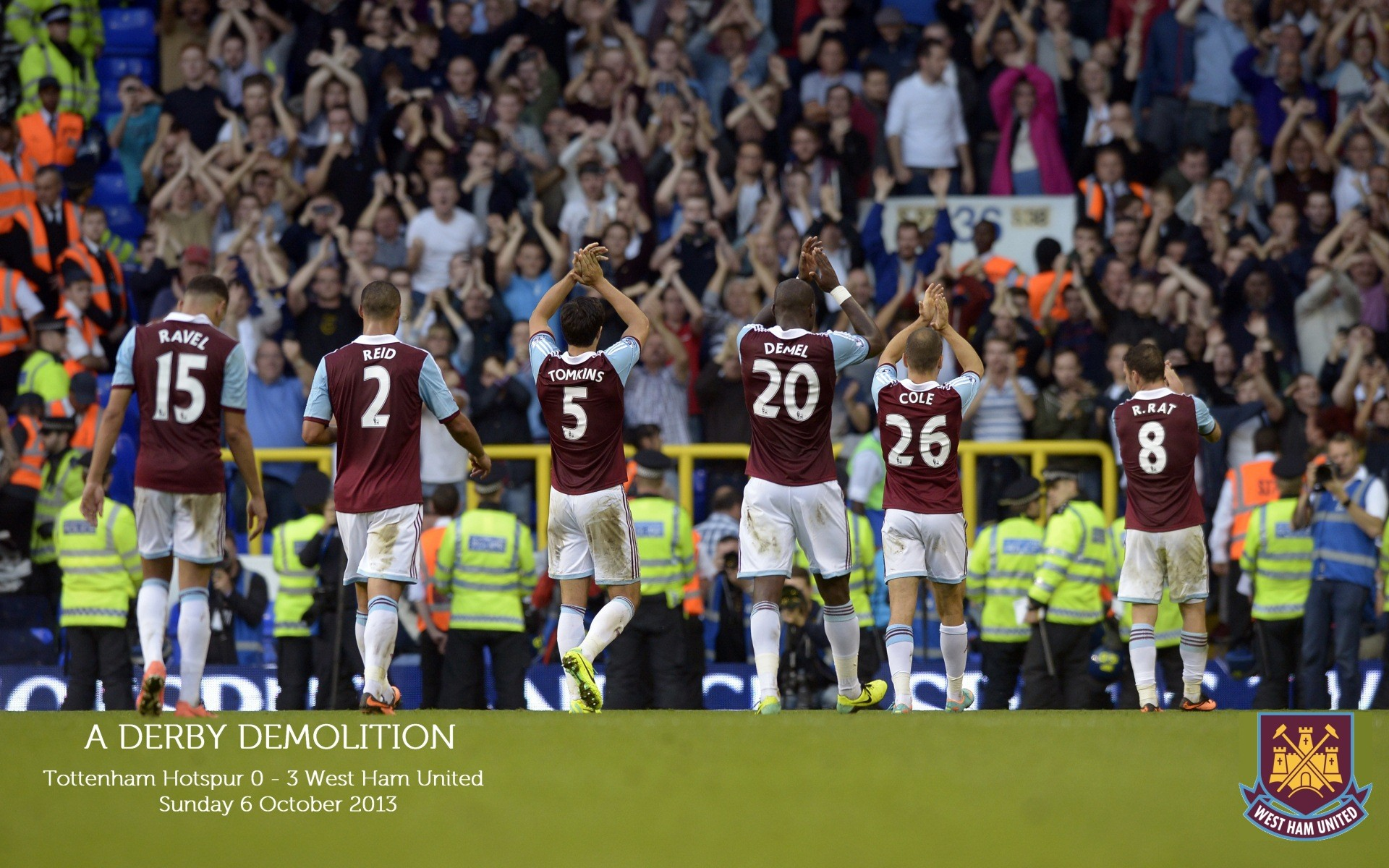 West Ham United Wallpapers (63+ Background Pictures