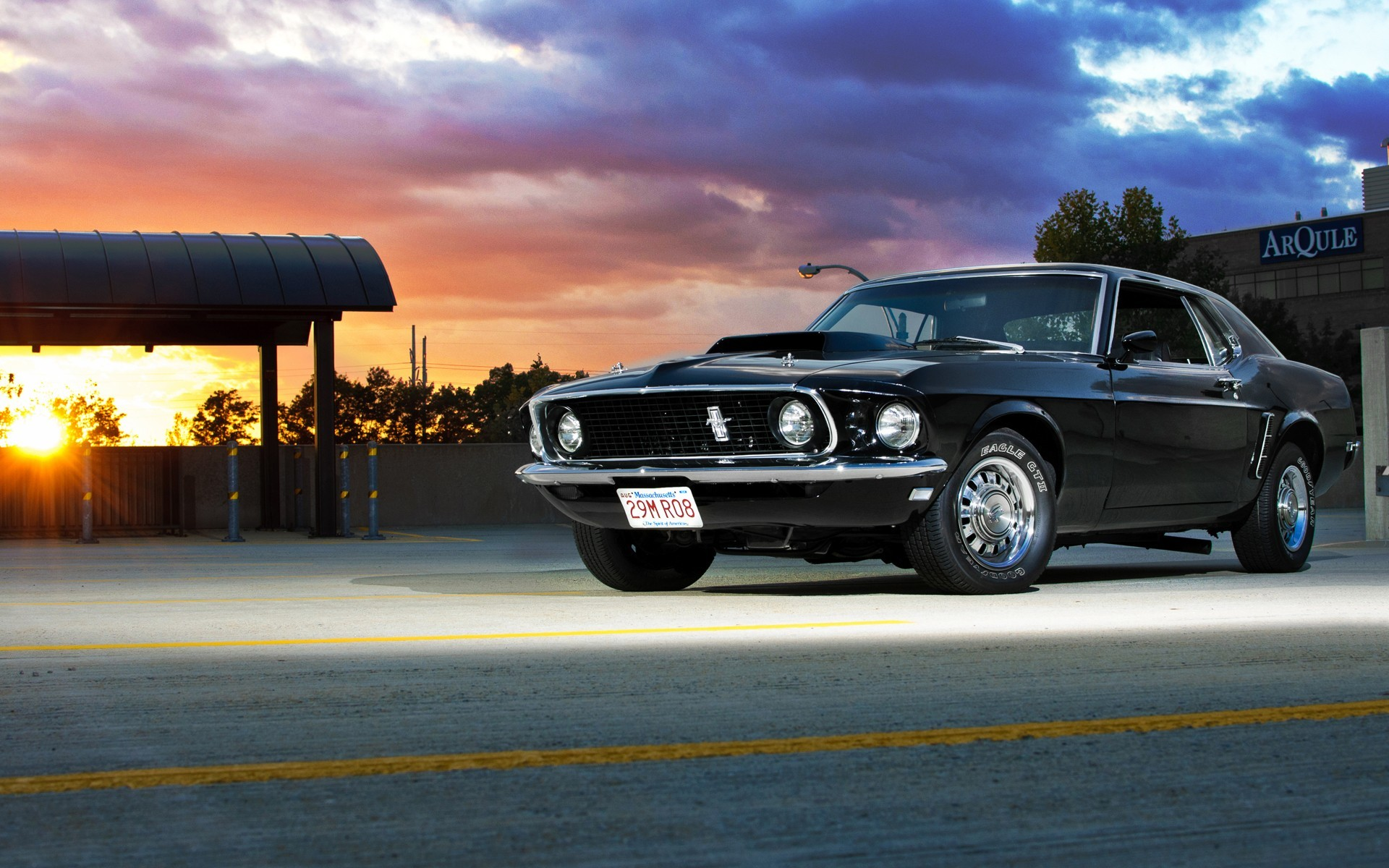 Muscle Cars Hd Wallpapers 72 Background Pictures