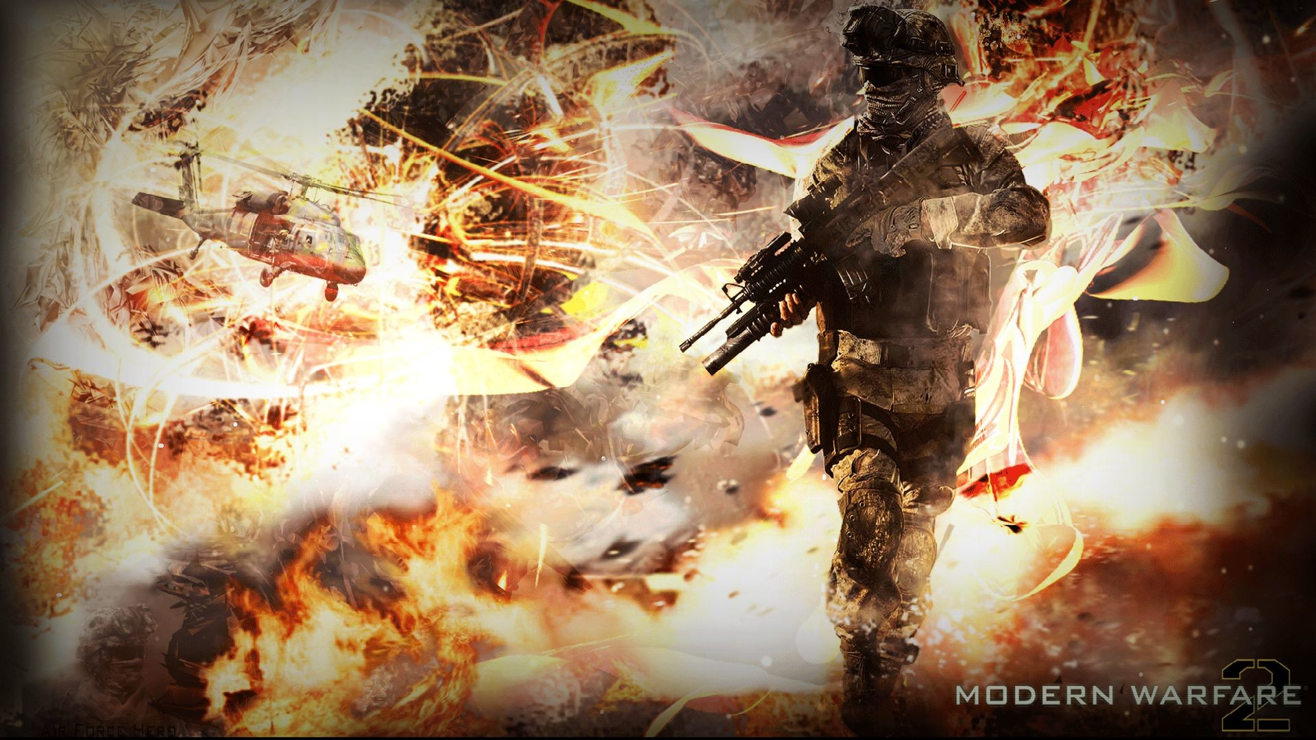 call of duty modern warfare 2 wallpapers (82+ background pictures)