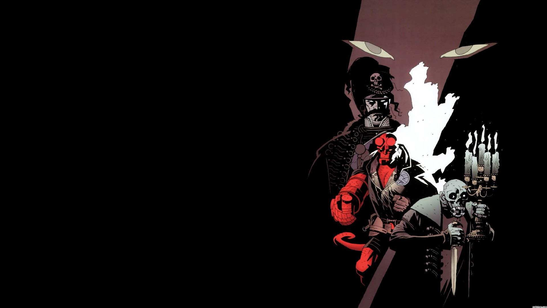 Hellboy Wallpapers 74 Background Pictures