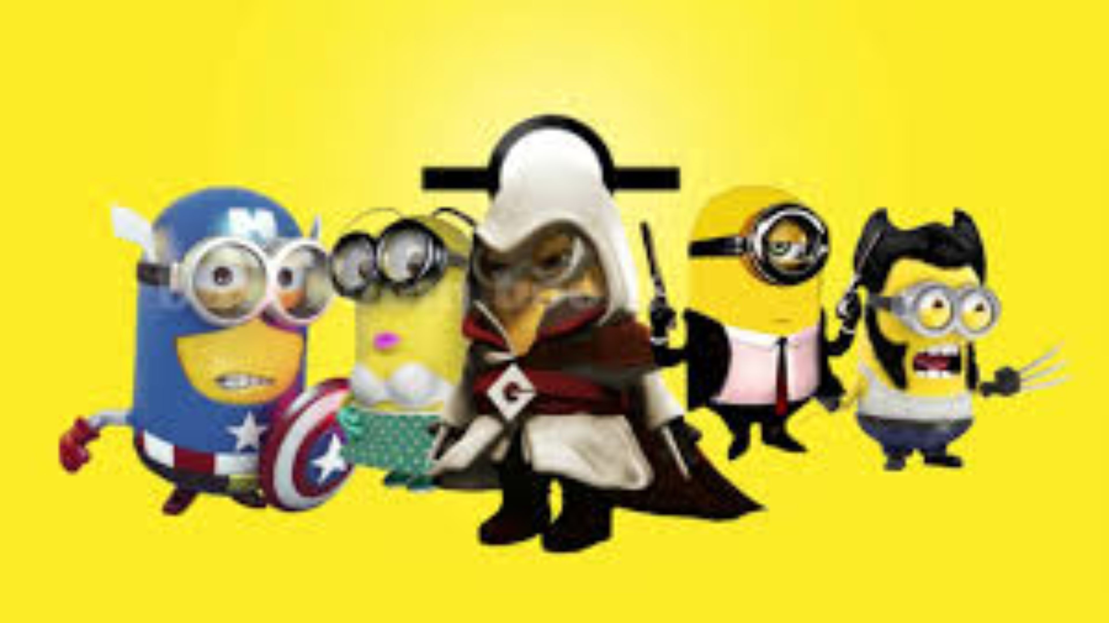 Minions Wallpapers 85 Background Pictures