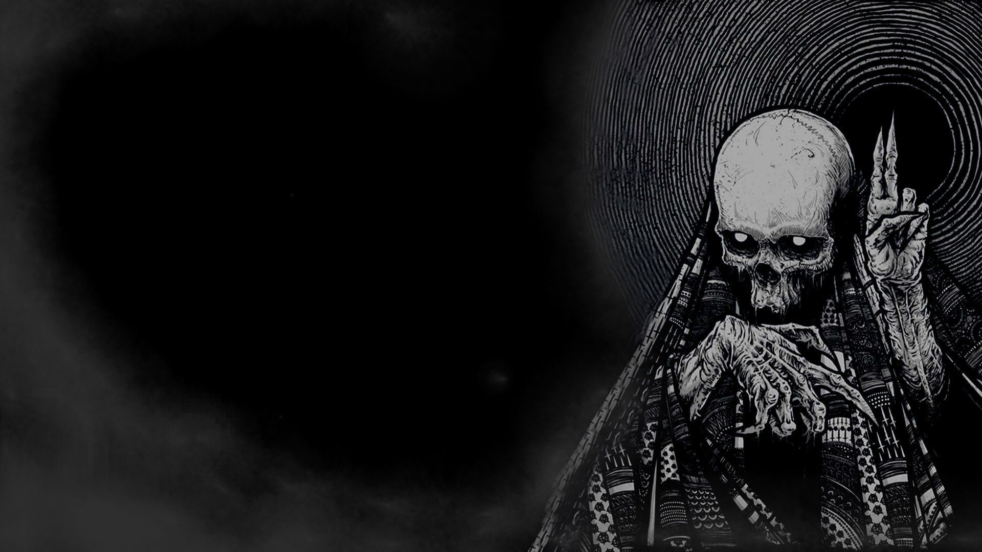 Skulls Wallpapers Hd 70 Background Pictures