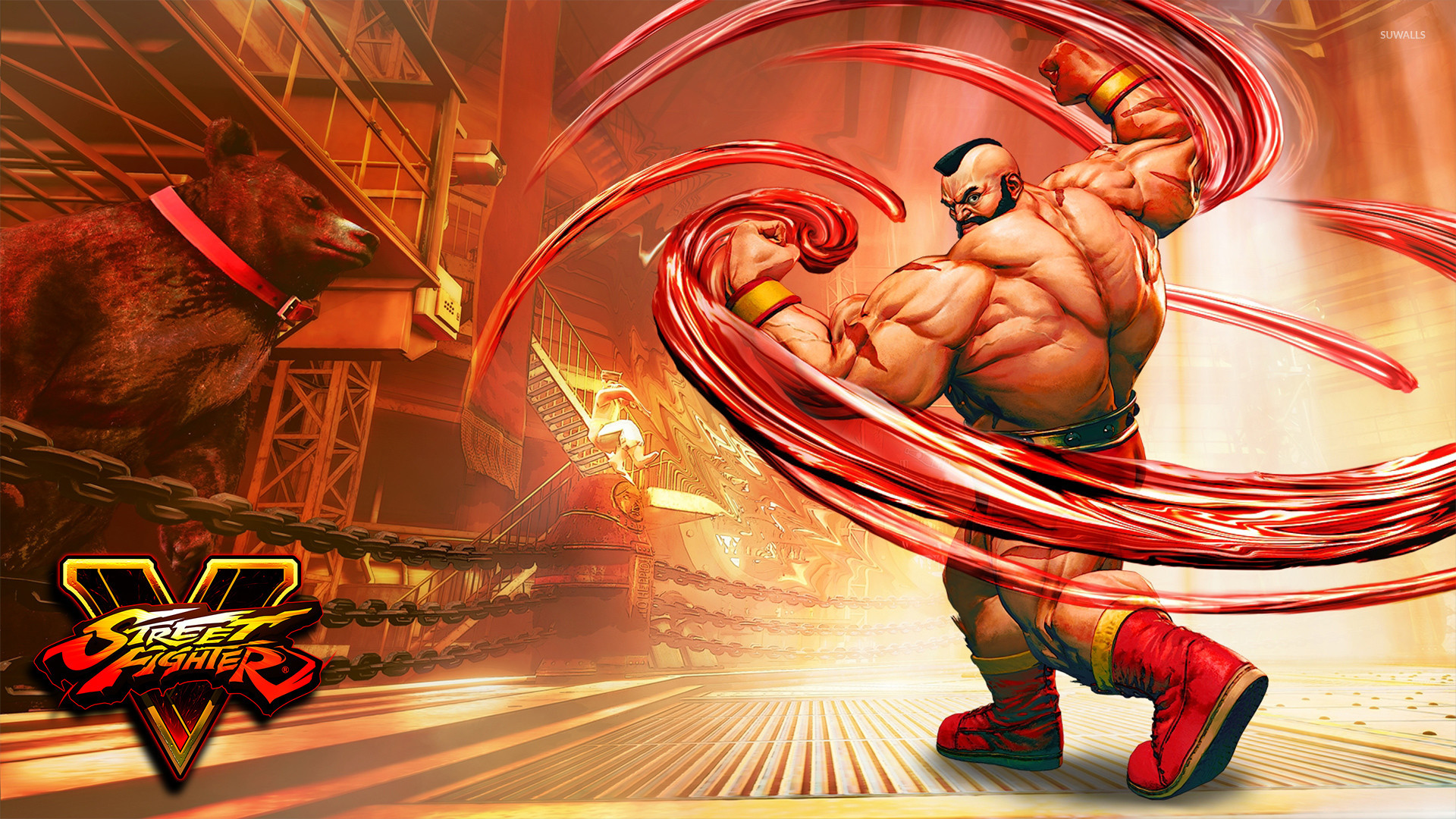 Street Fighter 5 Wallpapers (77+ background pictures)