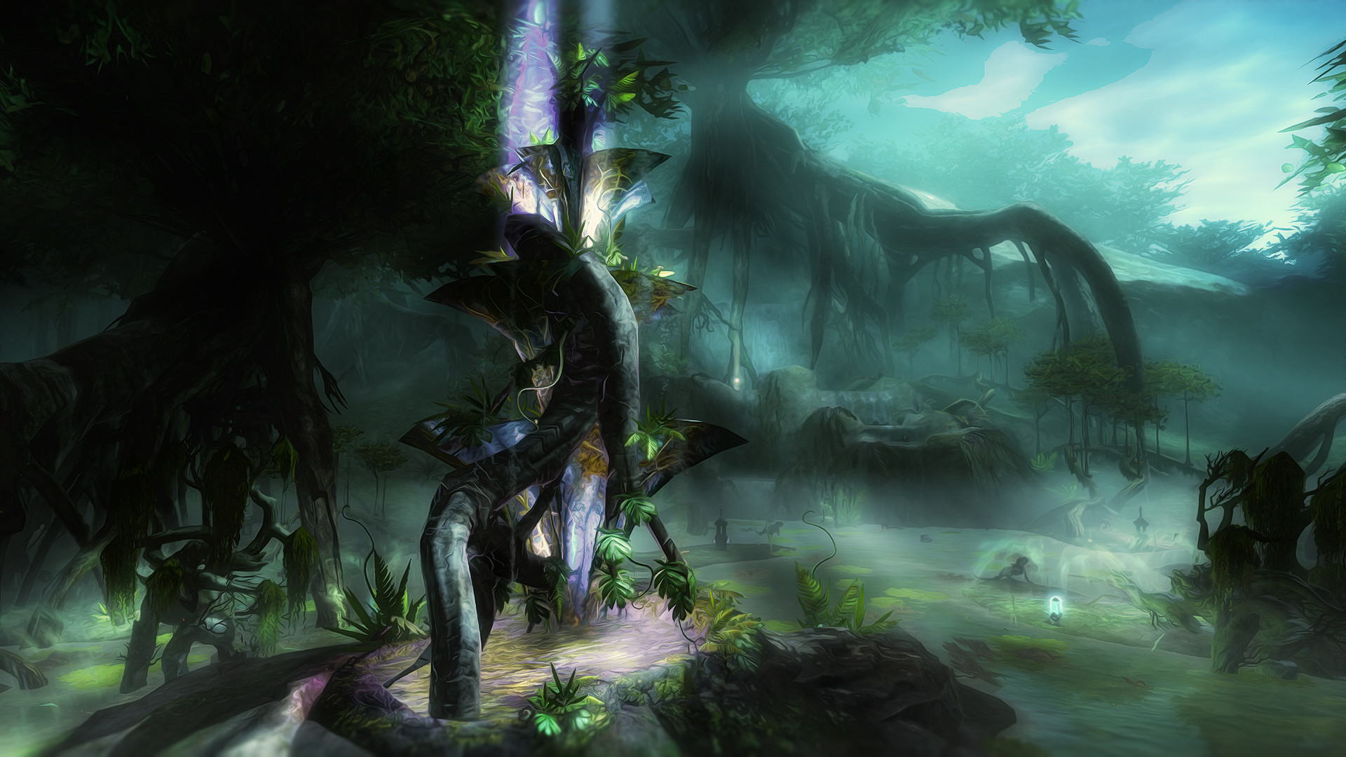Guild Wars 2 Wallpapers 1920X1080 (90+ background pictures)