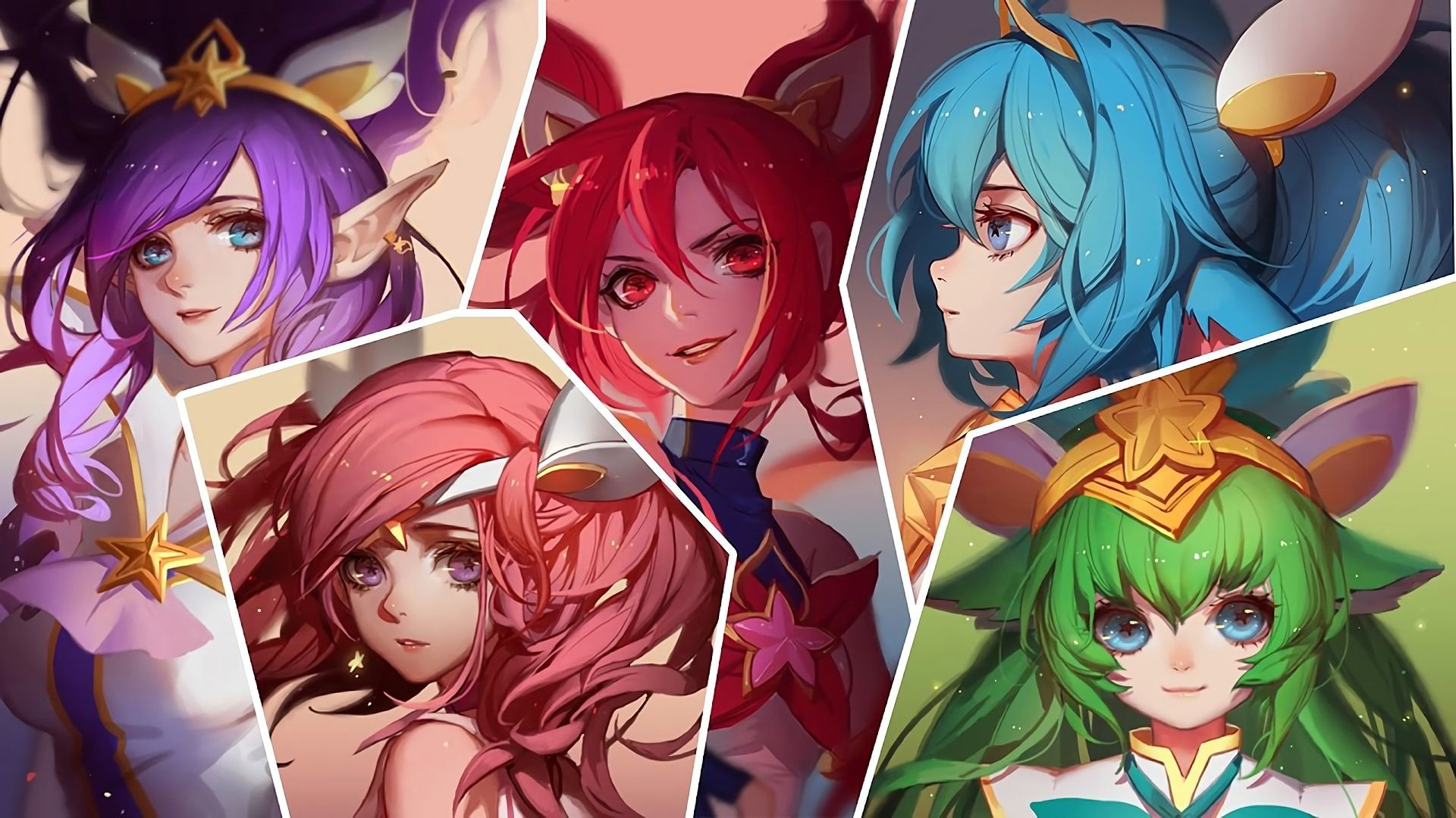 Star Guardian Wallpapers 72 Background Pictures