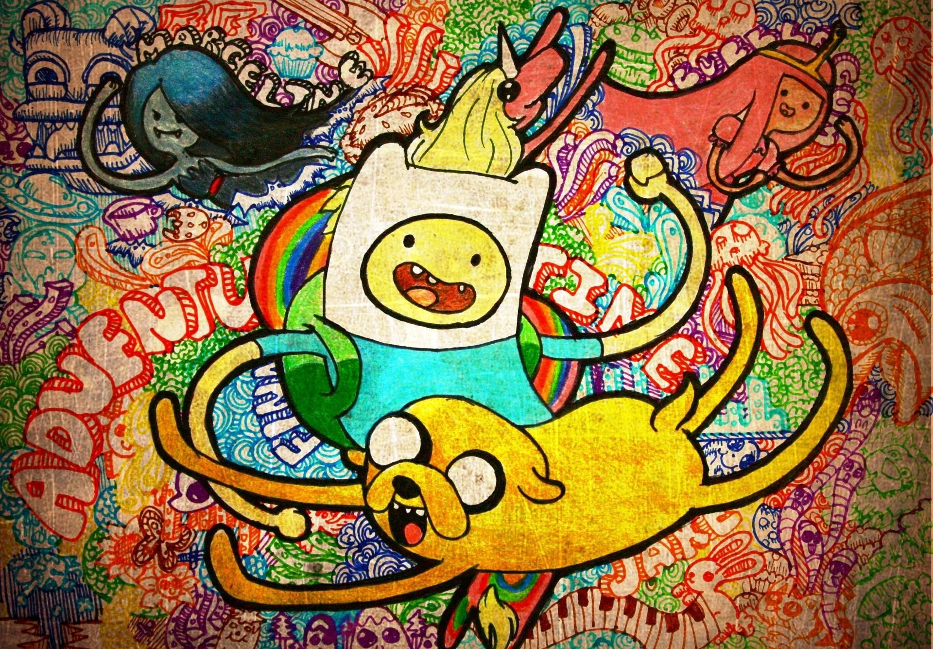 1920x1080 Adventure Time Wallpapers HD Wallpaper · Download · 1920x1335 HD Wallpaper | Background Image ID:205153