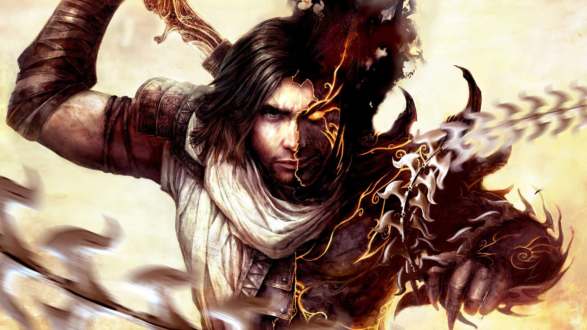 Prince of Persia The Sands of Time HD Wallpaper Background Image